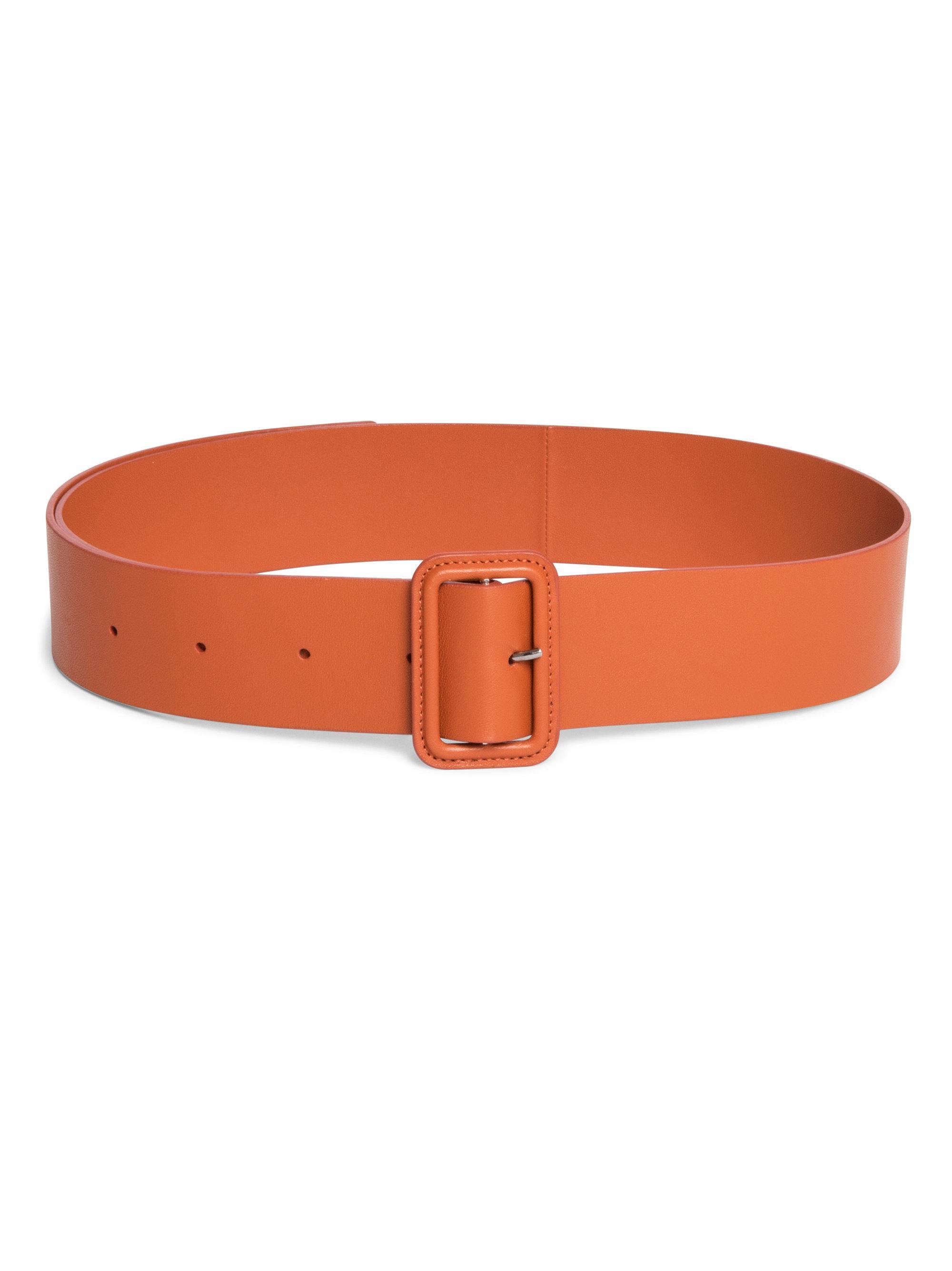 jil sander wide leather belt lyst