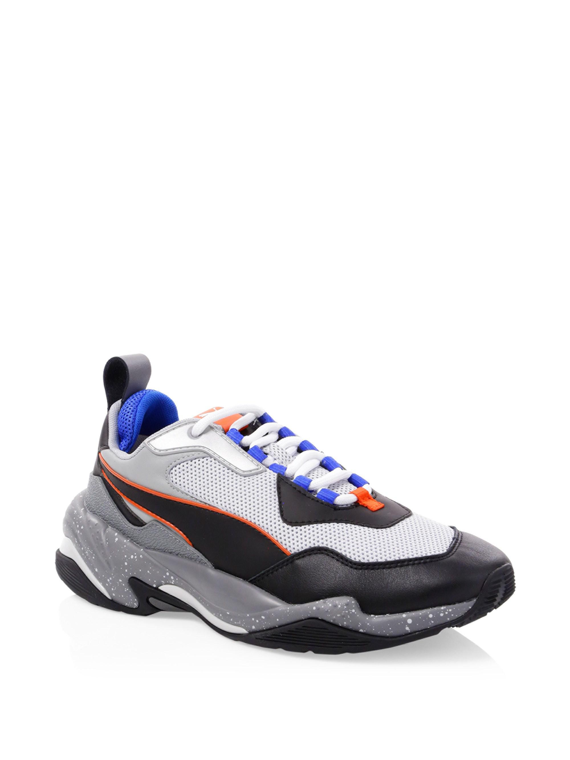 394104aa13e Puma Thunder Electric Sneakers in Gray for Men - Save ...
