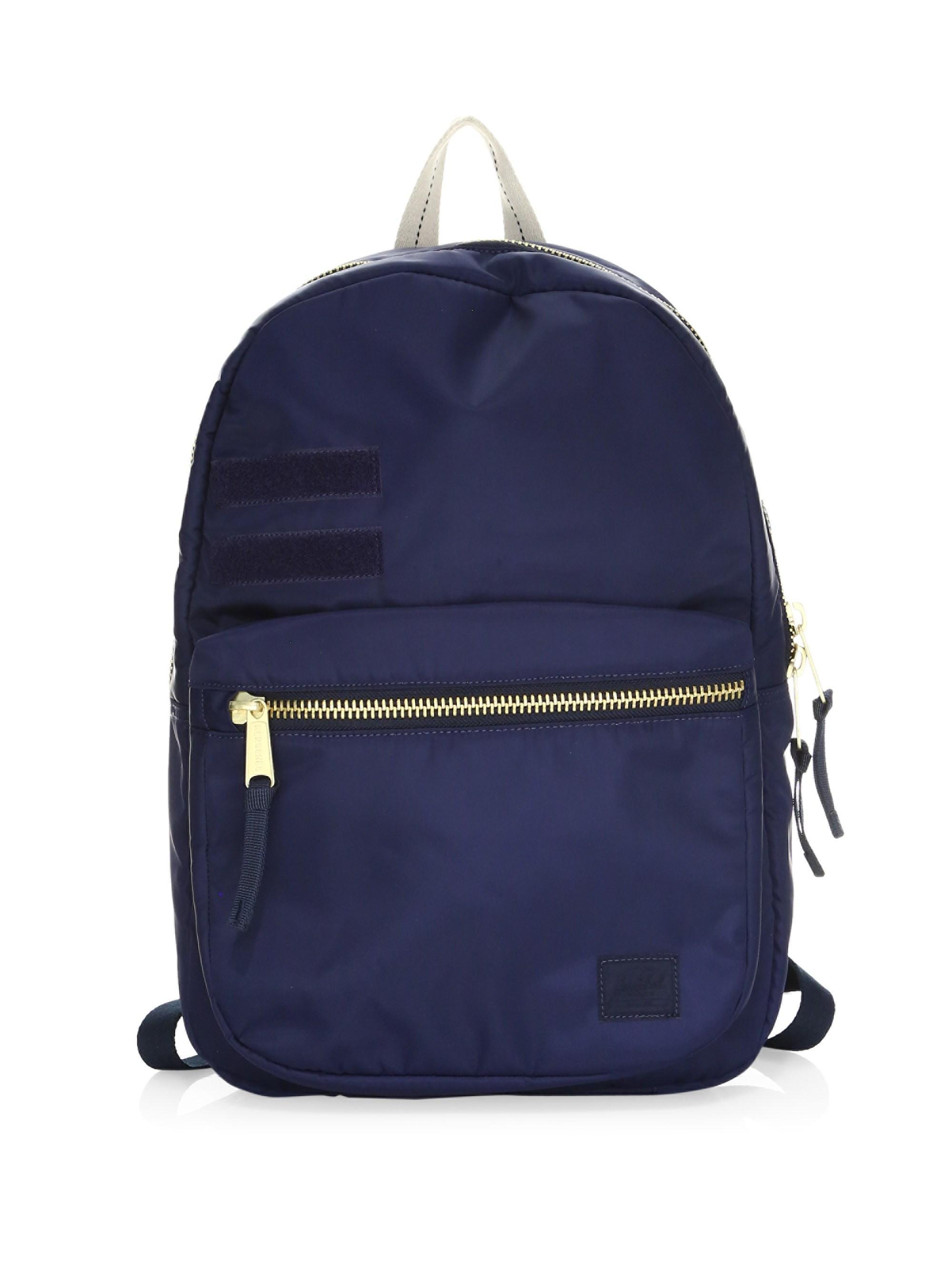 Lyst - Herschel Supply Co. Lawson Surplus Backpack in Blue for Men c890bb4e18