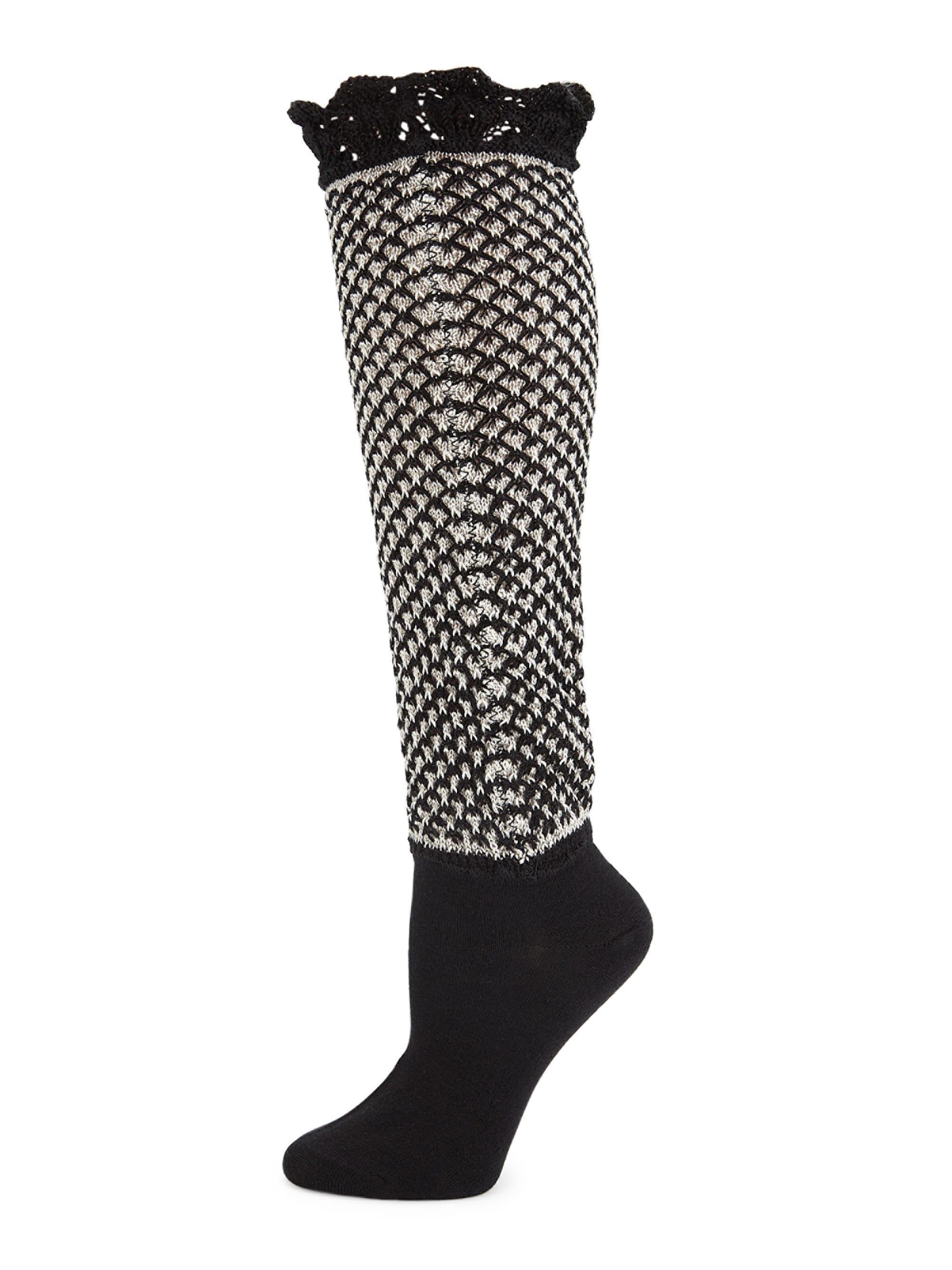 Natori Voile Boot Socks Ckg7aUvlqa