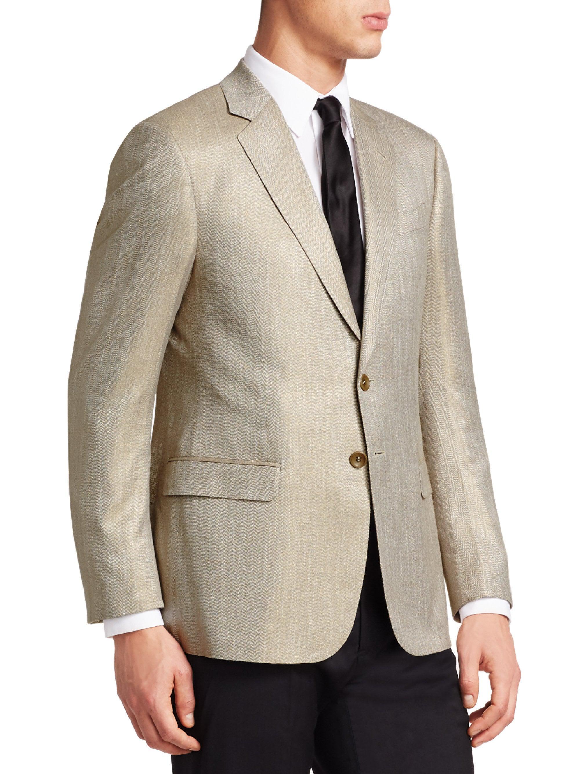 Chevron Giorgio For Lyst Wool Armani Sportcoat Men UPwwqOEx 2d191ec1c92