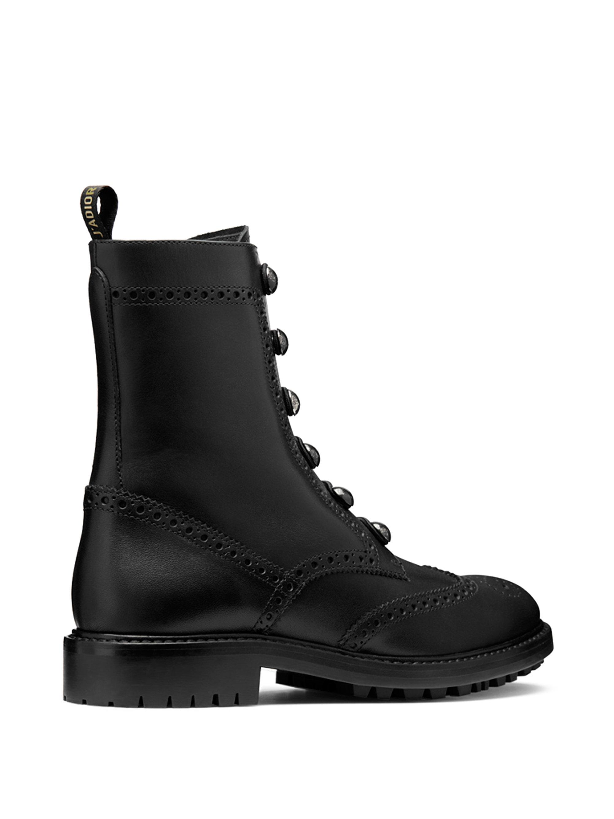 e015c9ee685 Dior Unit Low Boot in Black - Lyst
