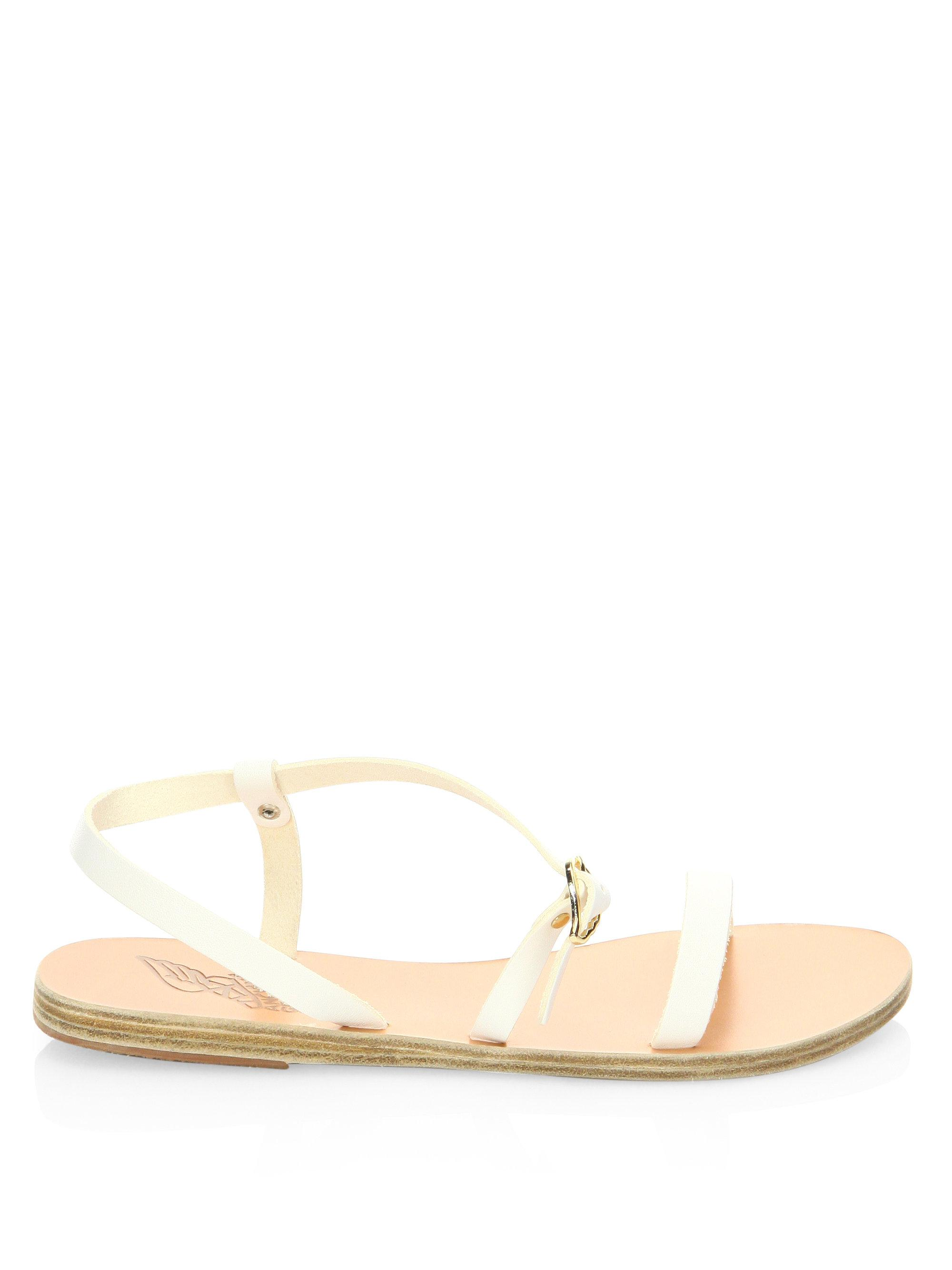 Las Fechas De Publicación De Descuento Comprar Barato En Línea Ancient Greek Sandals Sandali 'Niki' - Metallic farfetch beige 5z8egba9