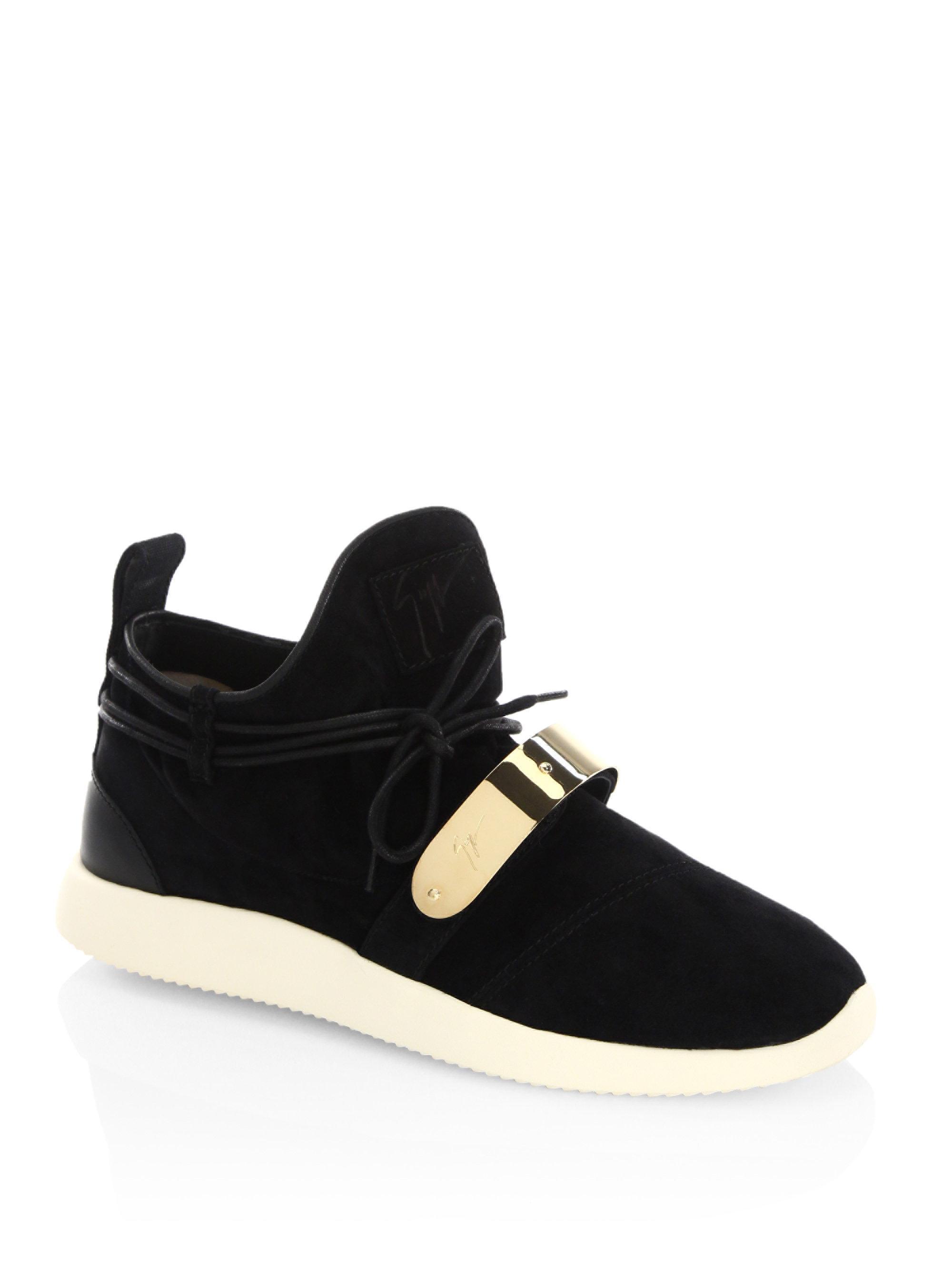 Black Singleg Slip-On Sneakers Giuseppe Zanotti lxf8ij
