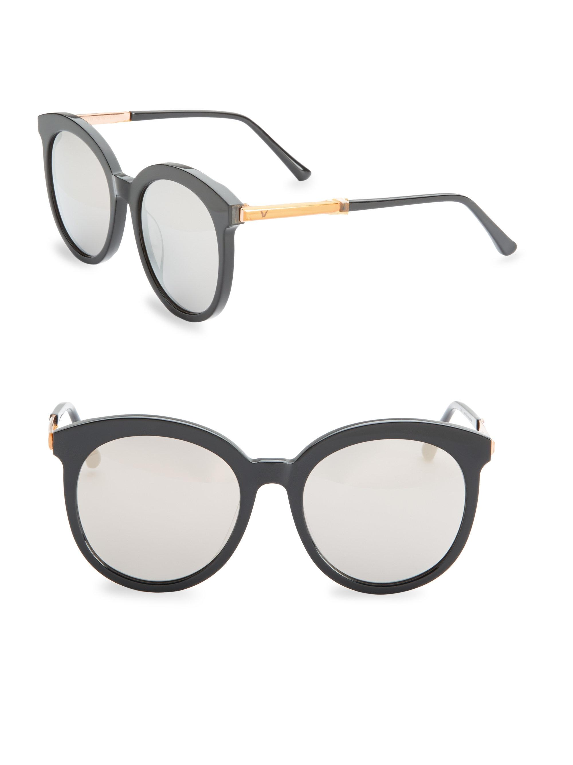 181b6ad04a0d Lyst - Gentle Monster Love Me Some Tale 55mm Sunglasses in Gray