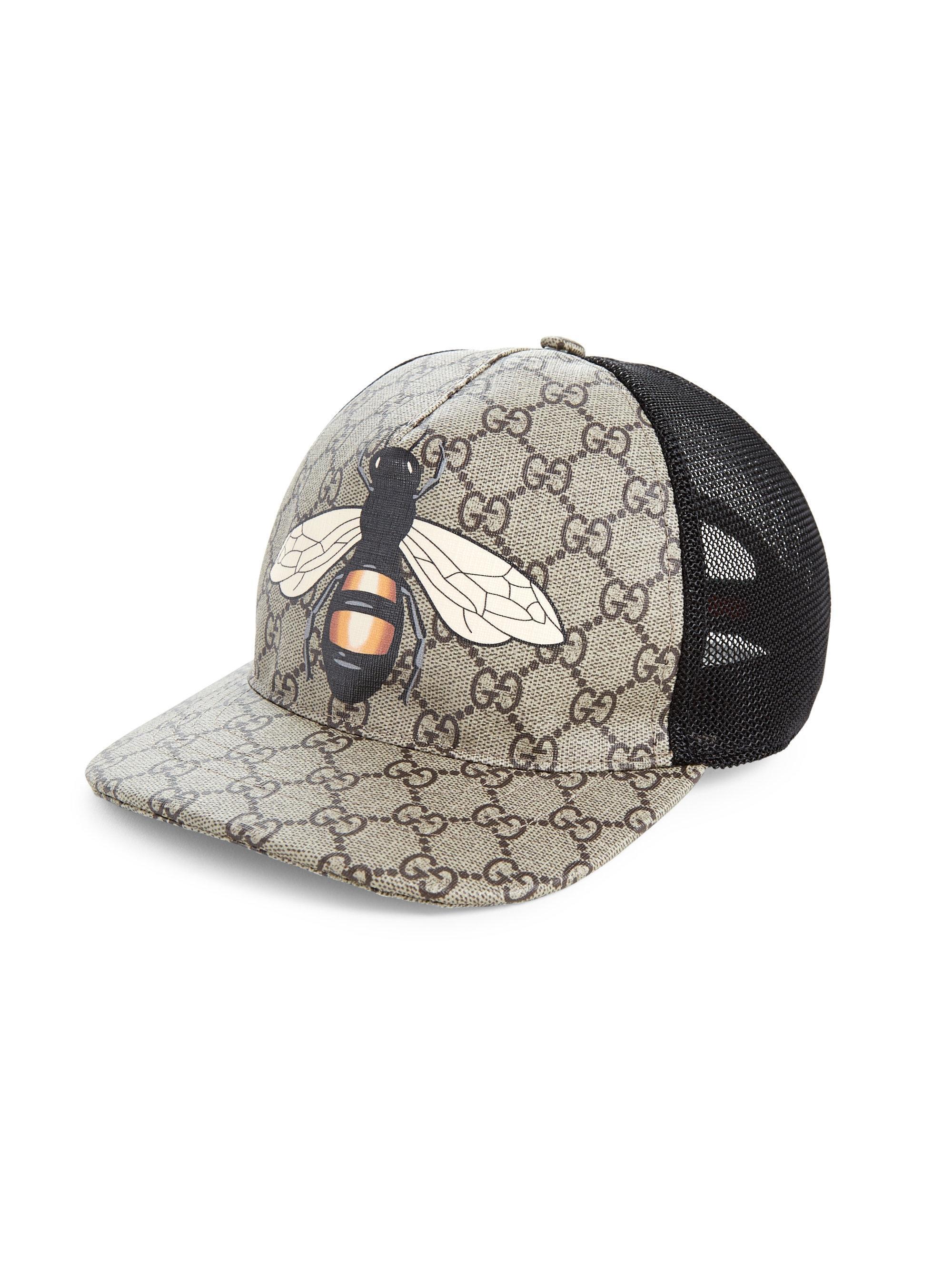 3ce2dda4893ad Gucci Hat Bee