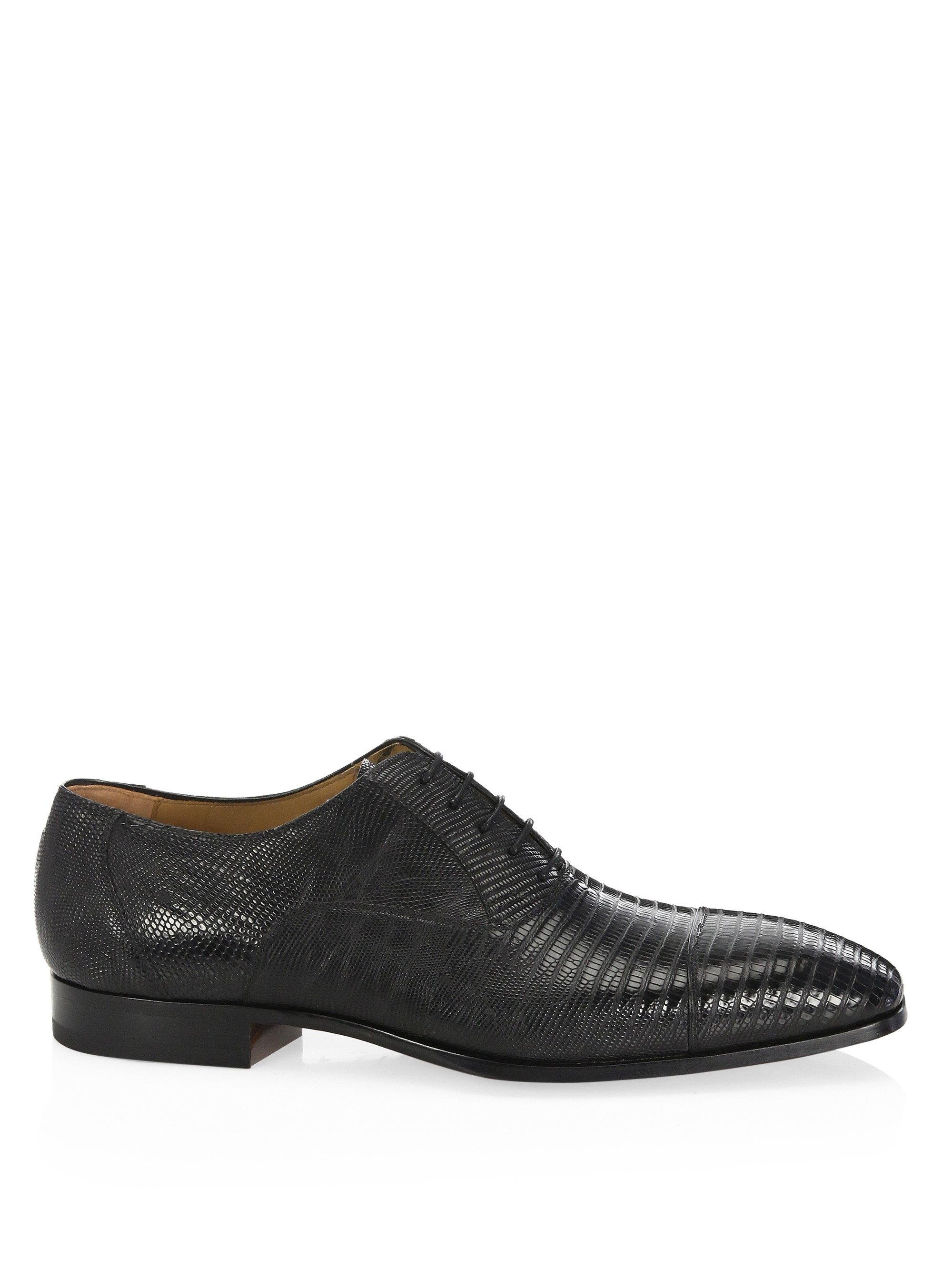 Saks Fifth AvenueCOLLECTION BY MAGNANNI Laser-Cut Leather Oxfords nBa7du