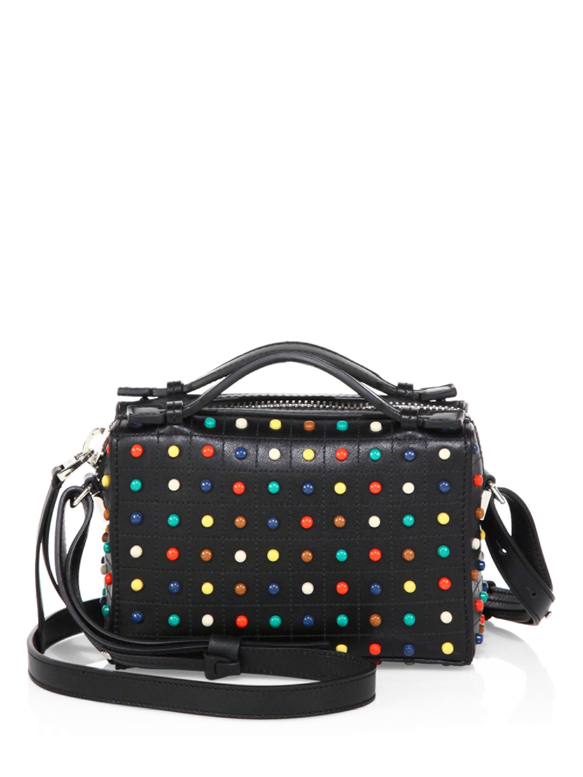 Gommino crossbody bag - Black Tod's FyyOKj