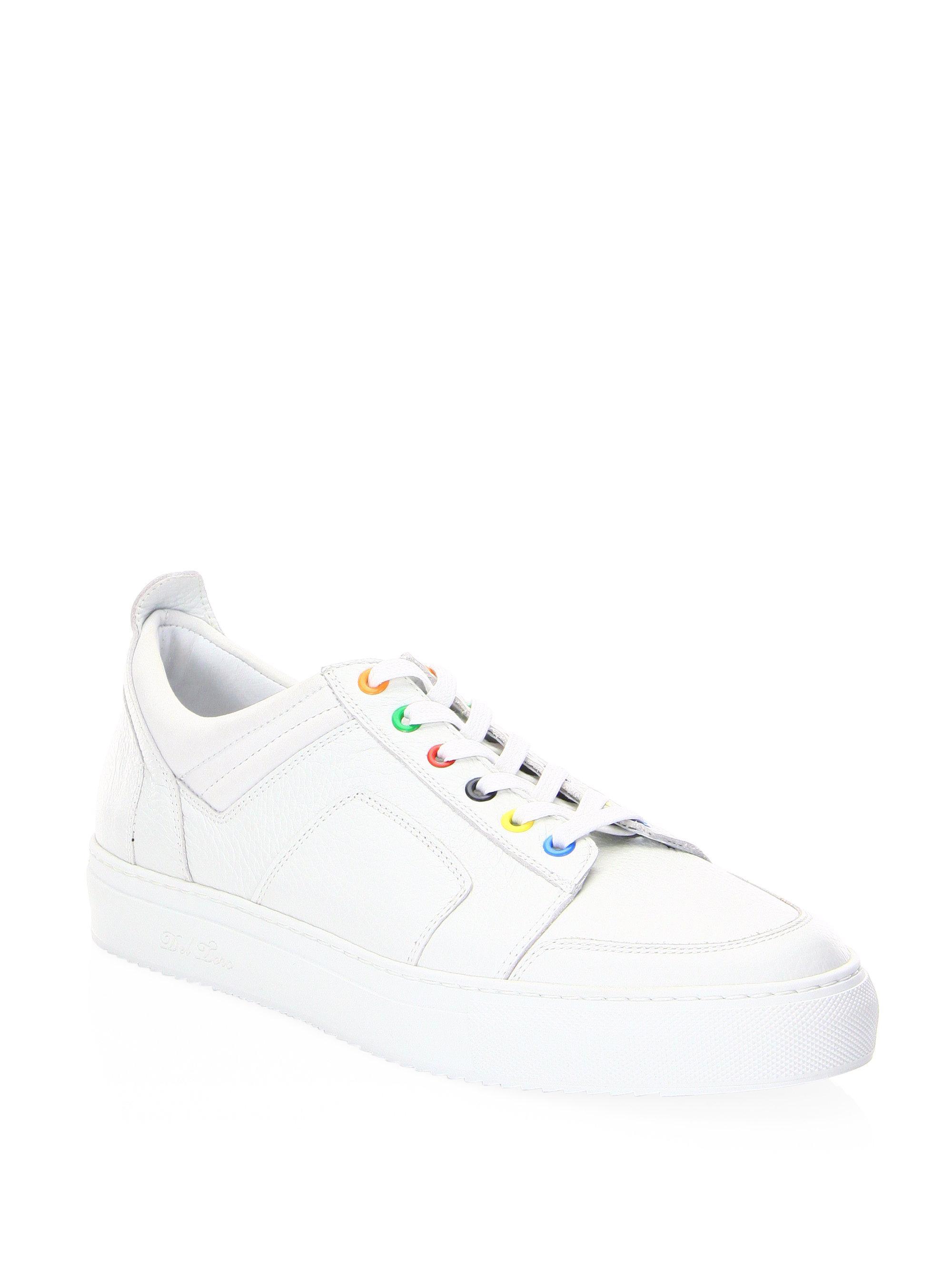 DEL TORO Velvet Low-Top Sneakers 8OKknN