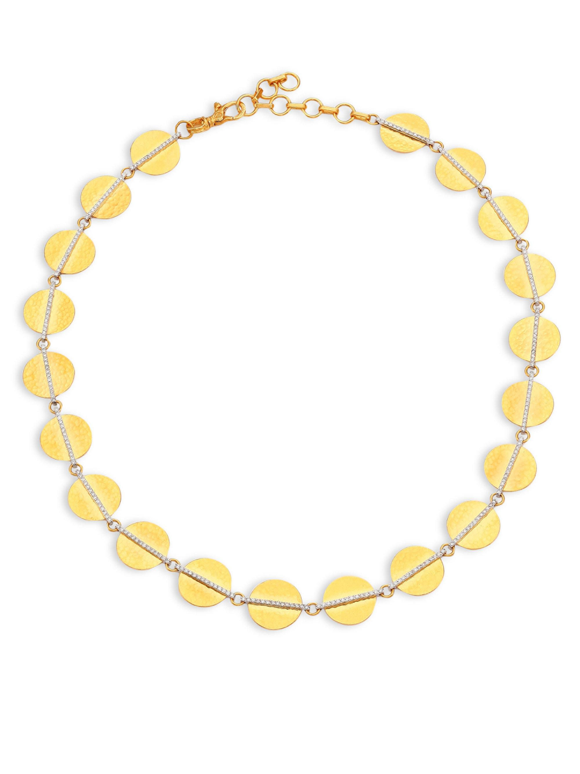 silver women s jewelry necklace hoopla gold gurhan yellow