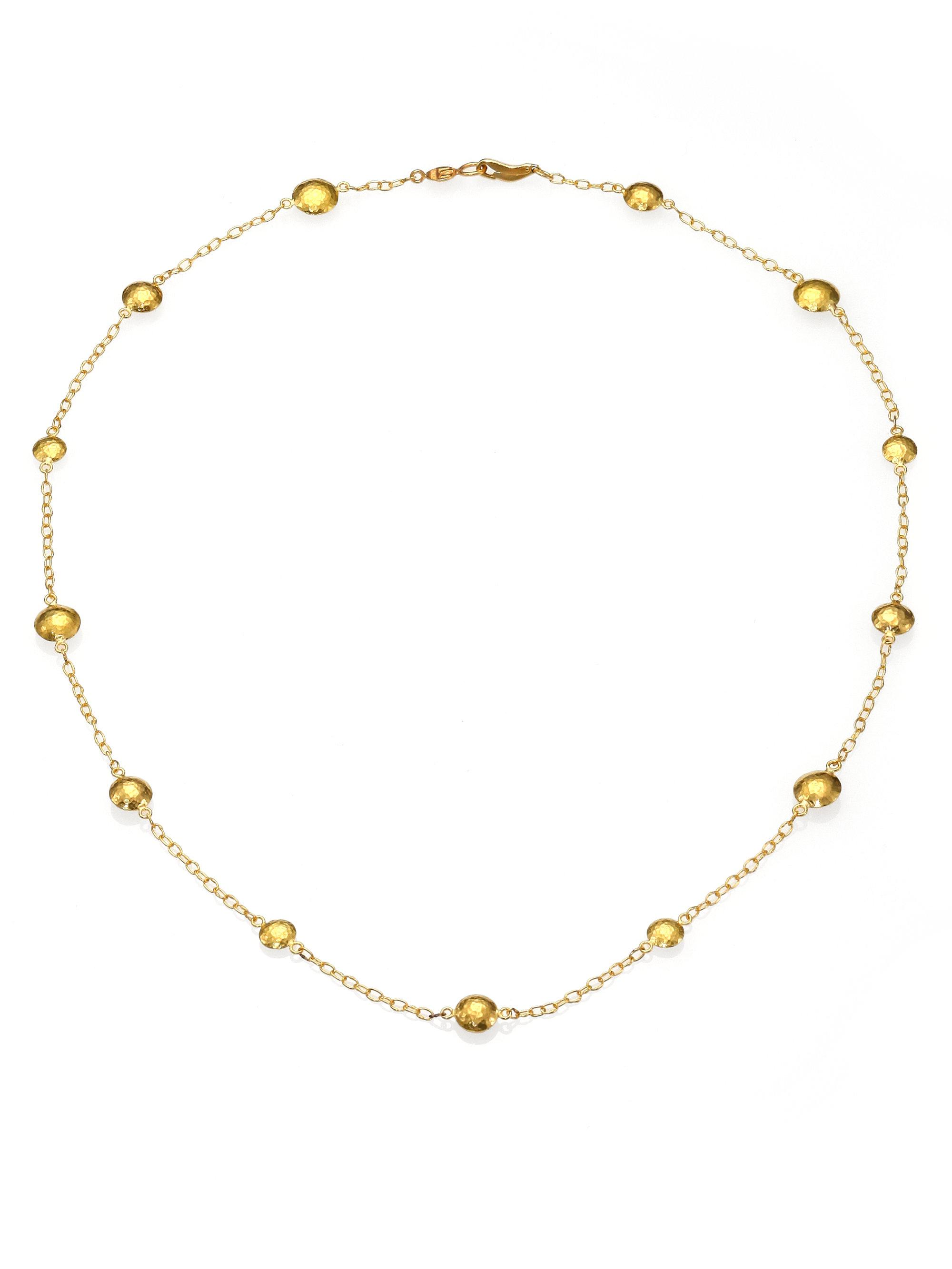 charm product anklets women lyst gold in gallery rogers jack metallic anklet s normal jewelry