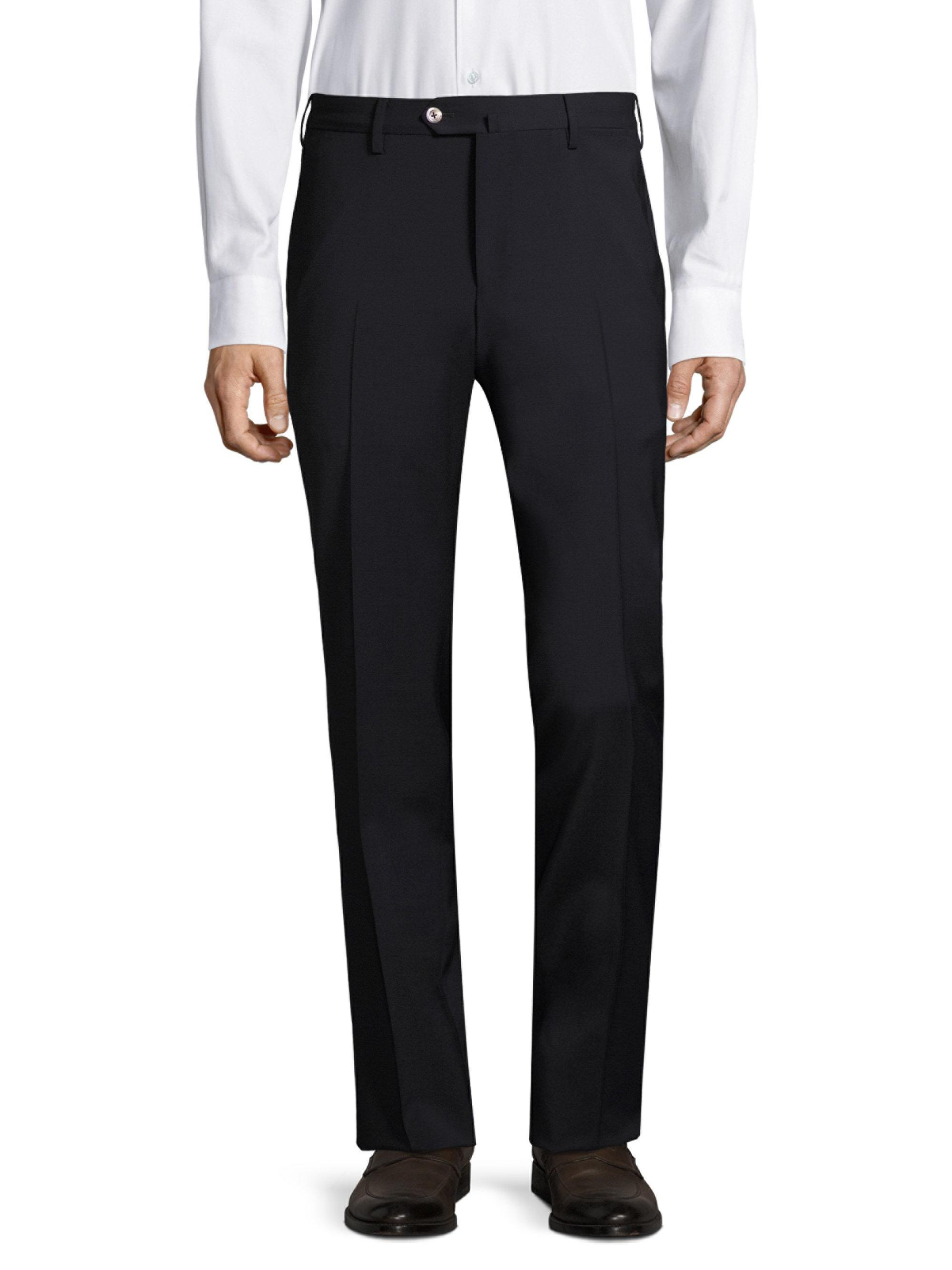 stretch business trousers - Blue PT01 QH7rgit
