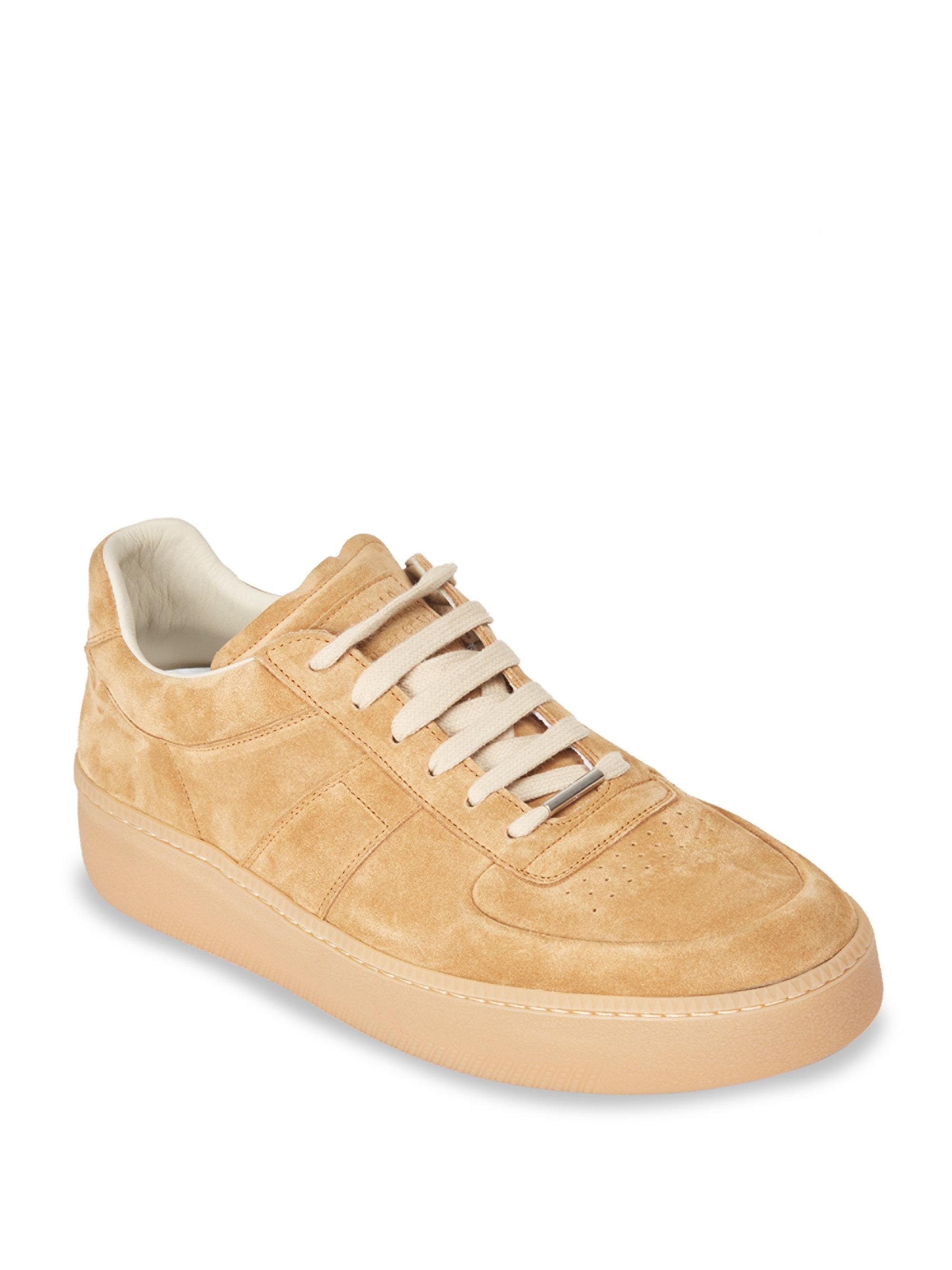 Maison Margiela Suede Low Top Sneakers w/ Tags many kinds of online 33fJ91T