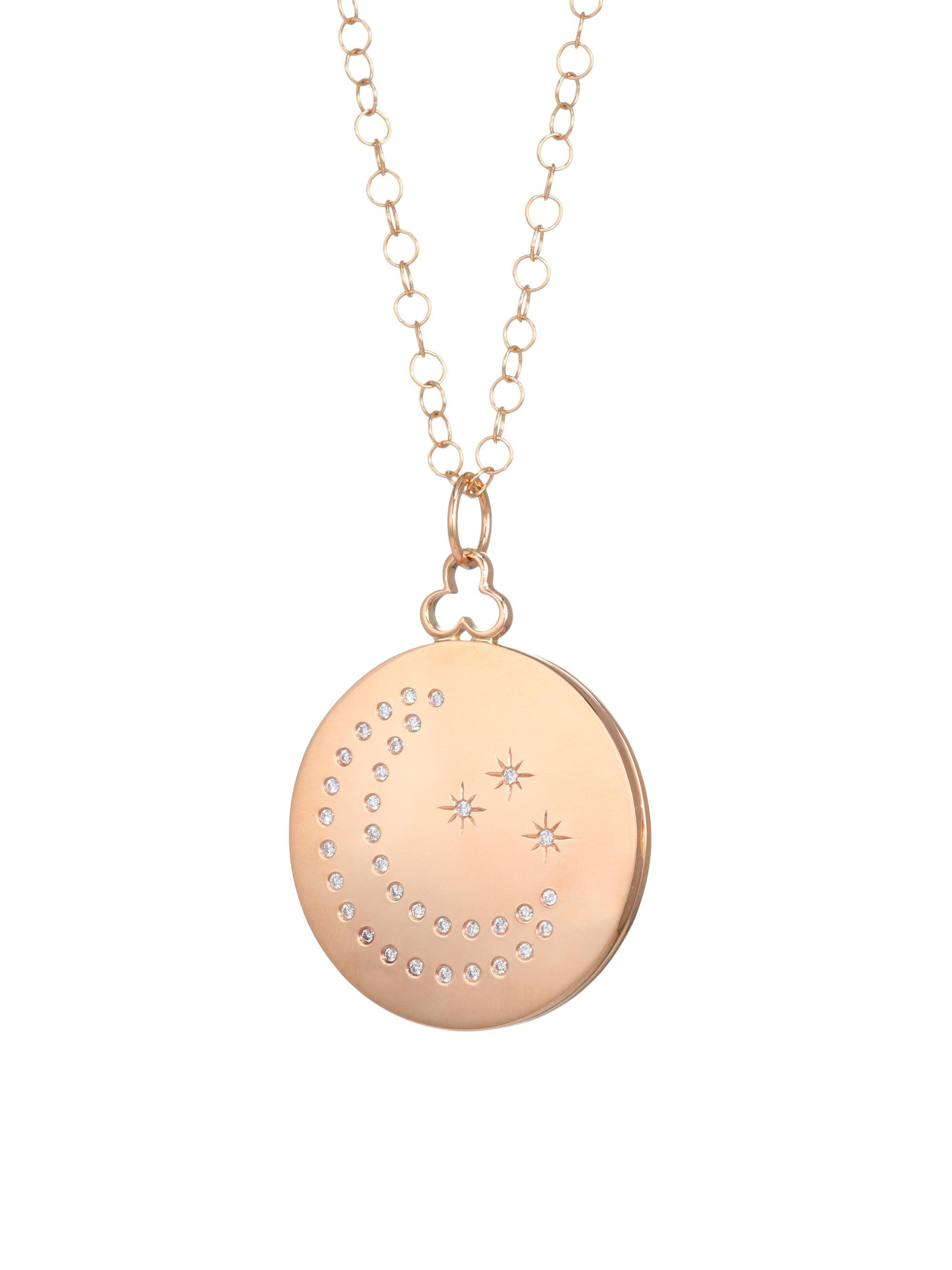 locket drop sku moon silver sterling pin lockets