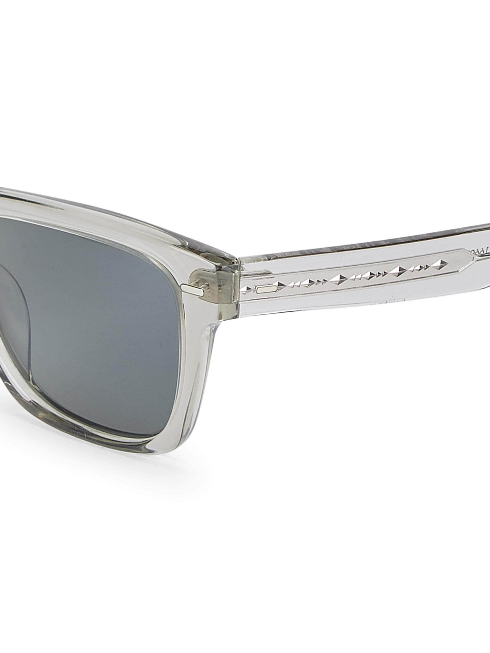 cb1c4b17689b Oliver Peoples Men s Oliver Sun 54 Black Diamond   Carbon Grey Sunglasses -  Grey in Gray for Men - Lyst