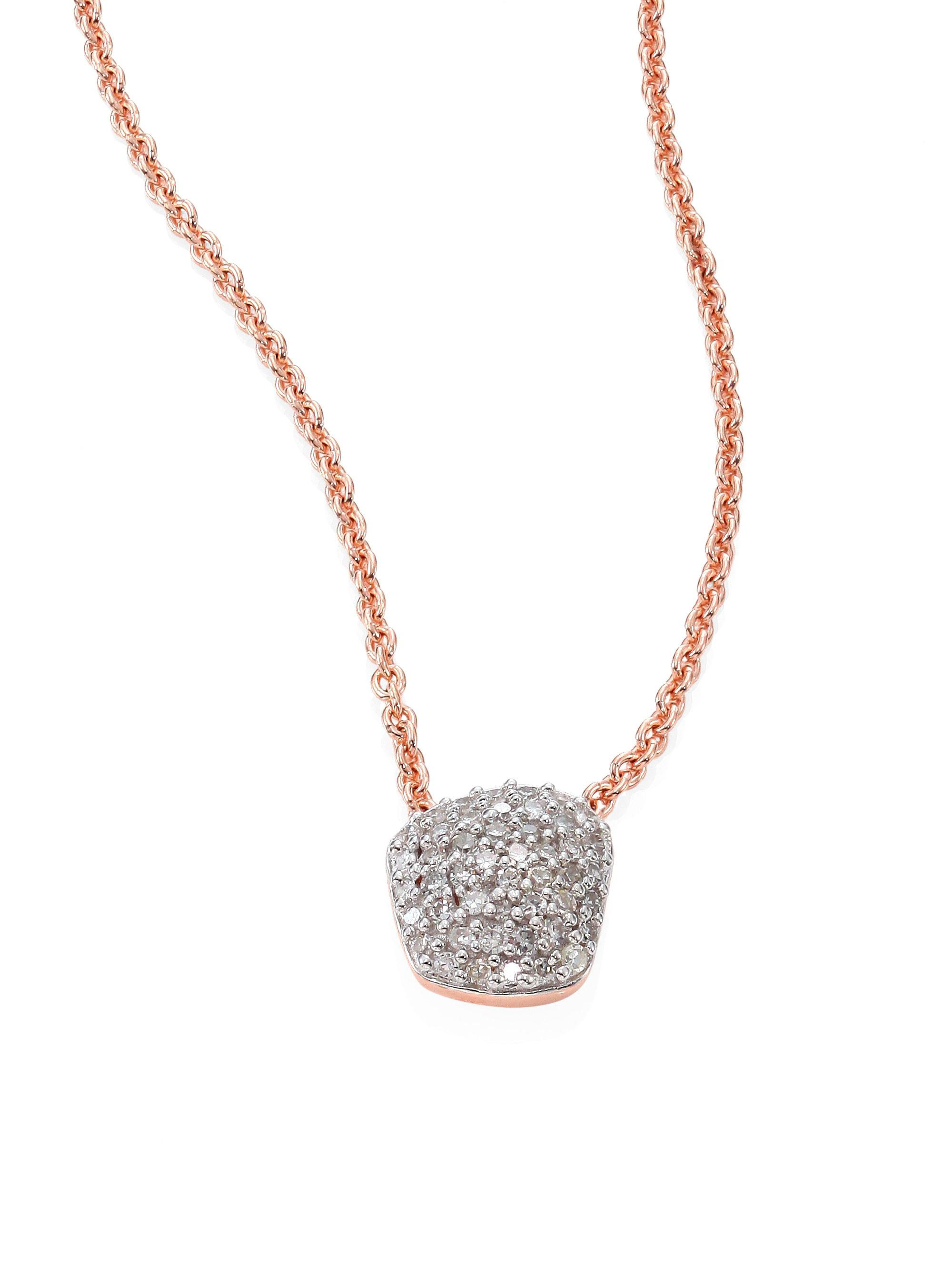 truly heart mini pave en gb pendant necklaces necklace jewellery yours