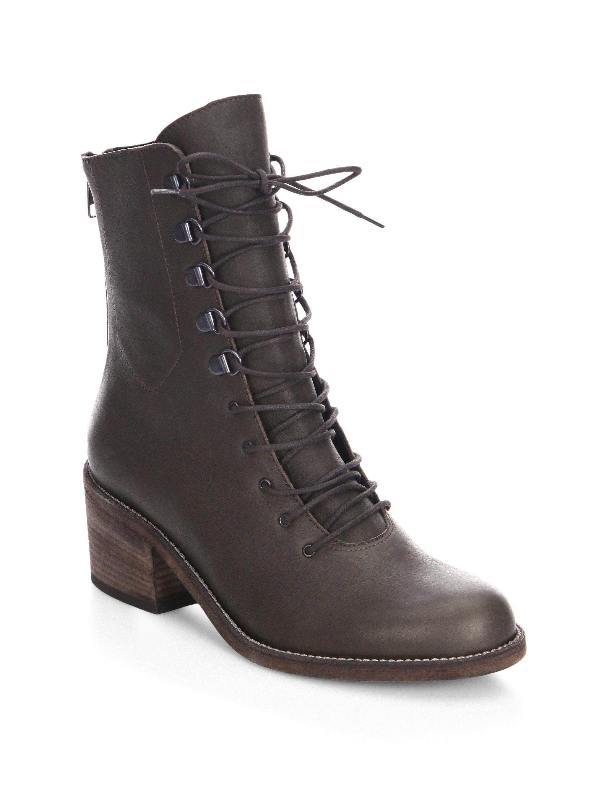 where to buy LD Tuttle Leather Ankle Boots cheap sale 100% original gA4AW