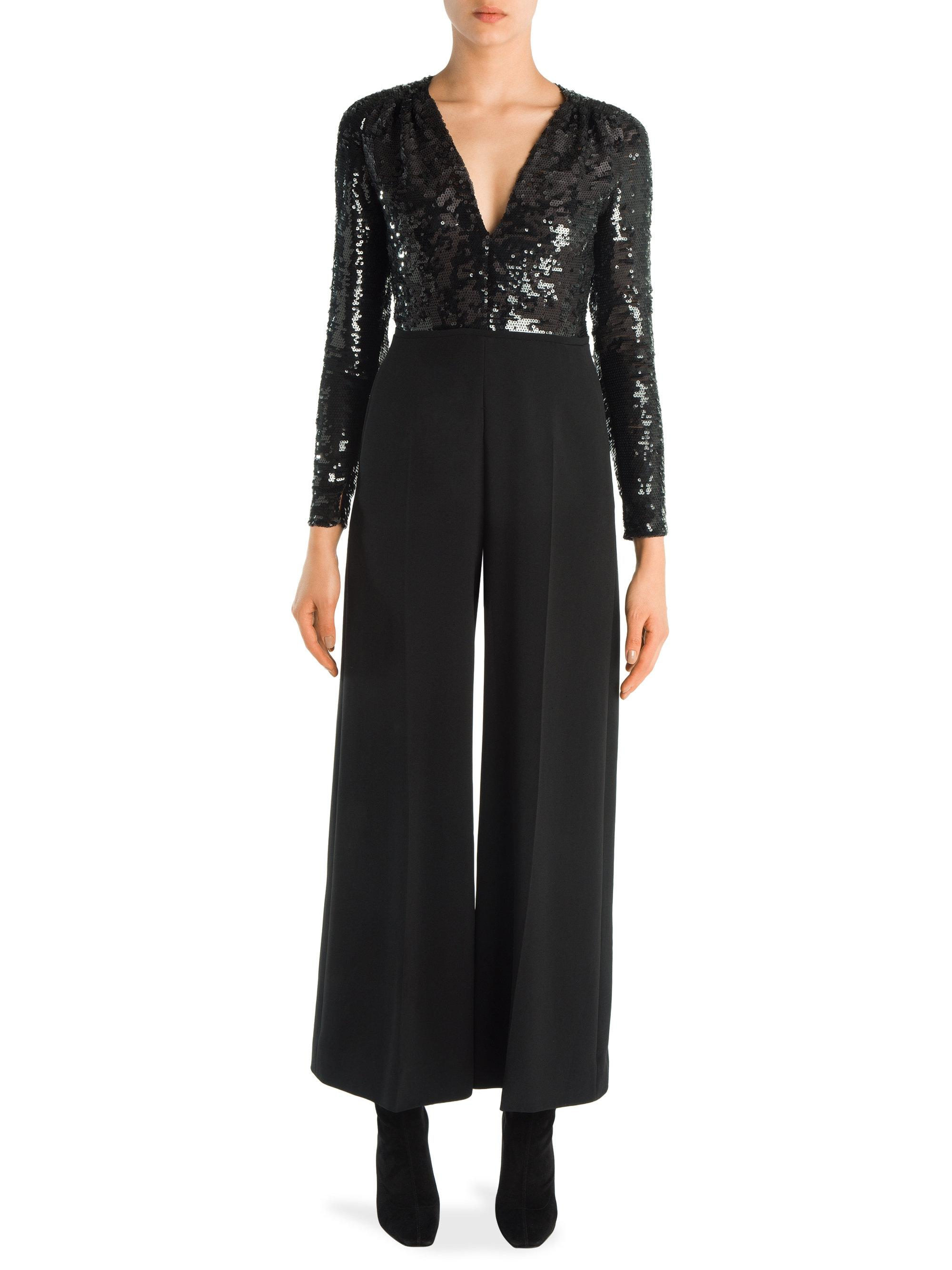 2310ba6e7c58 Gallery. Previously sold at  Saks Fifth Avenue · Women s Halter Neck  Jumpsuits ...