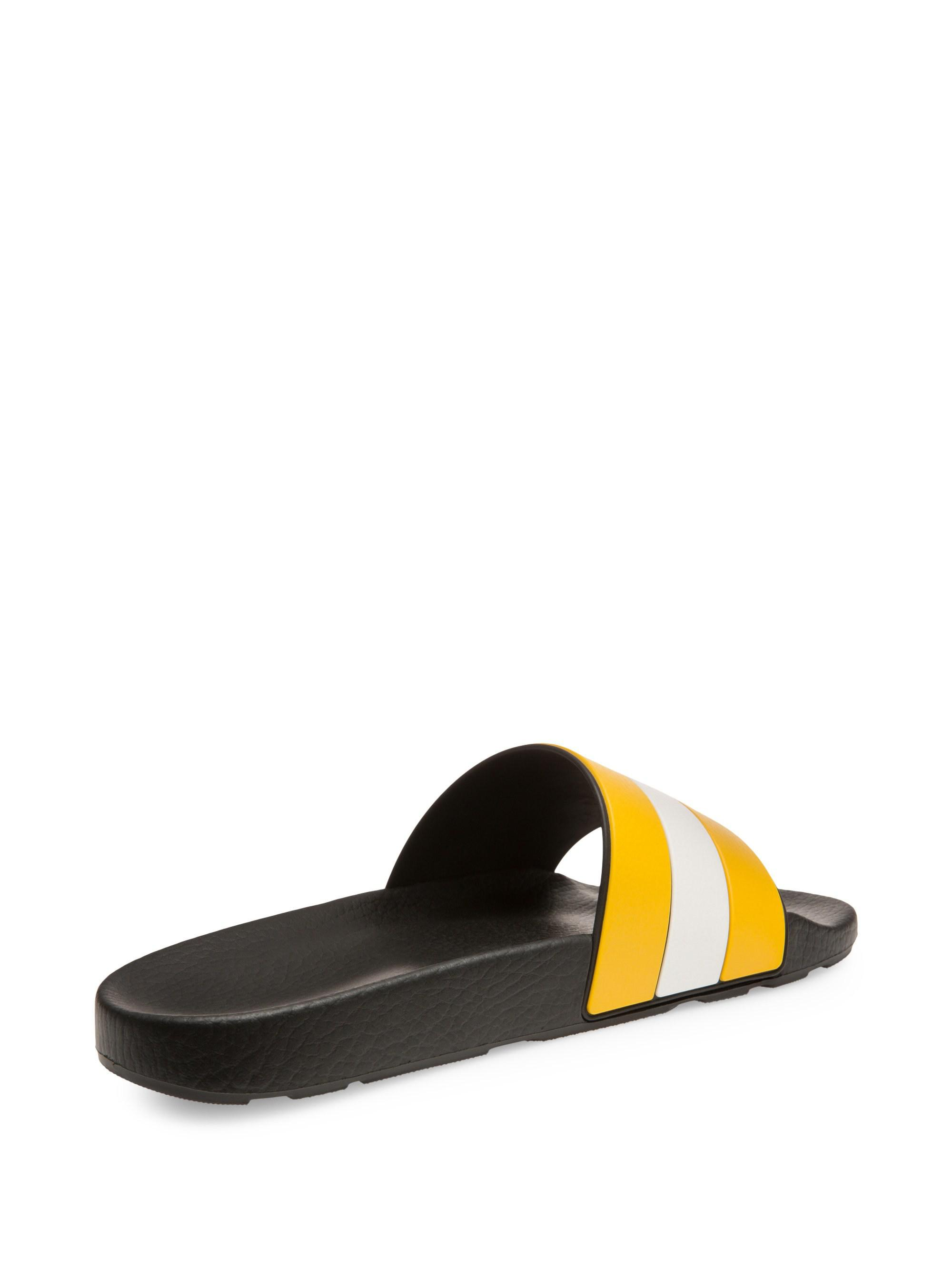 Bally Striped Pool Slides jPiKastVr