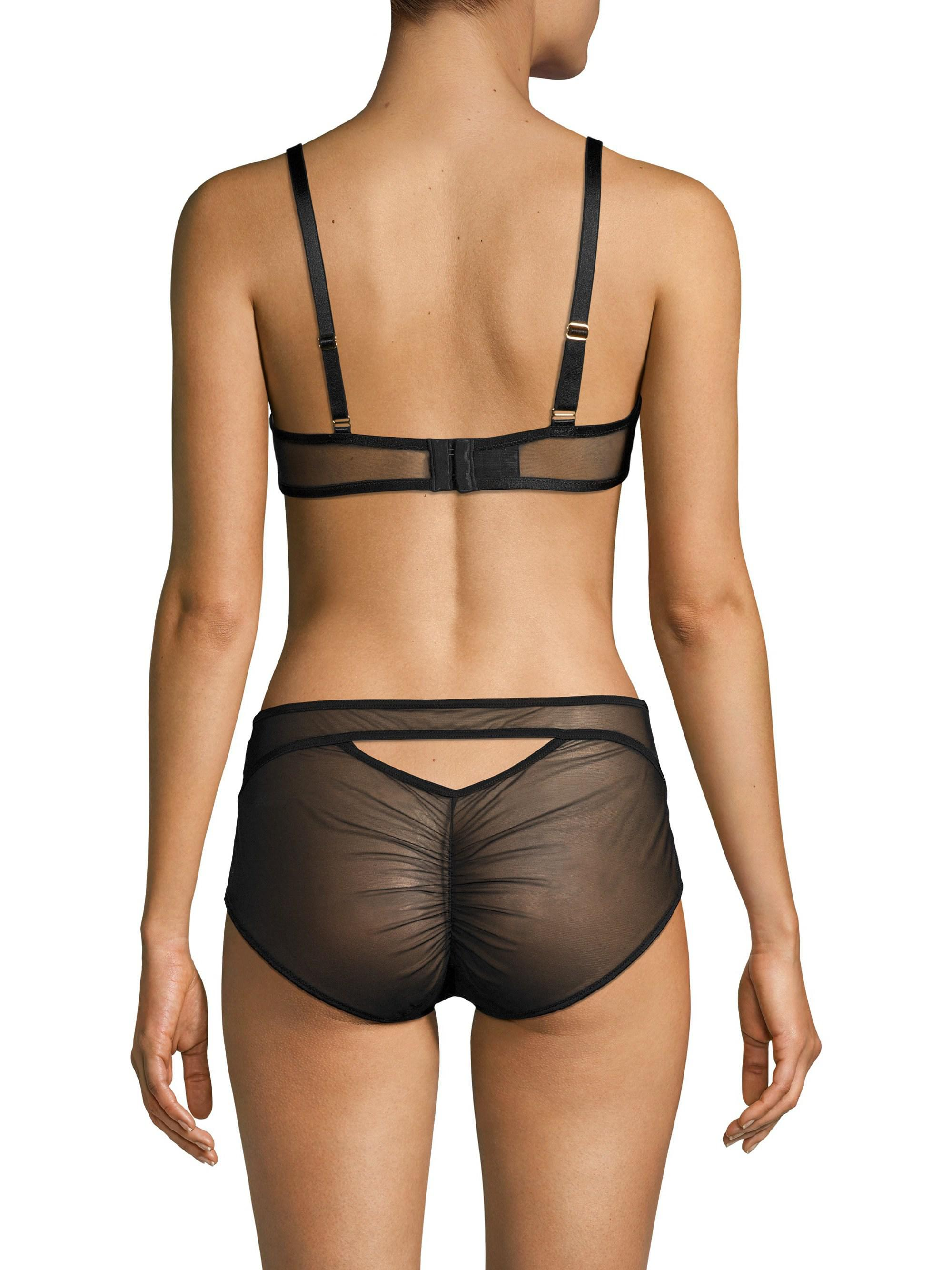 23d57ff1c1 Chantelle - Black Etoile Cami Bra - Lyst. View fullscreen
