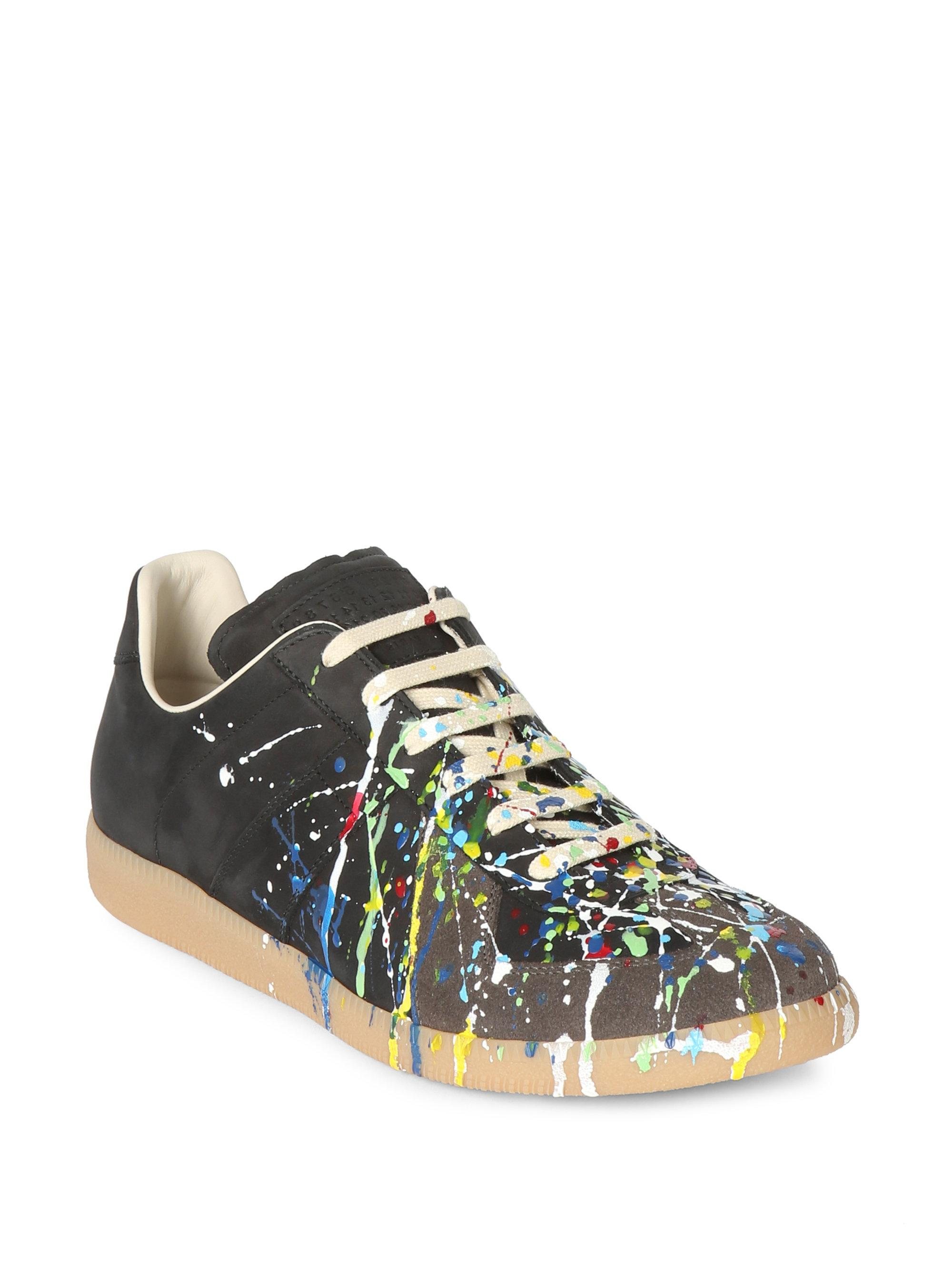Maison MargielaPainter Low-Top Replica Sneakers mrYycASF