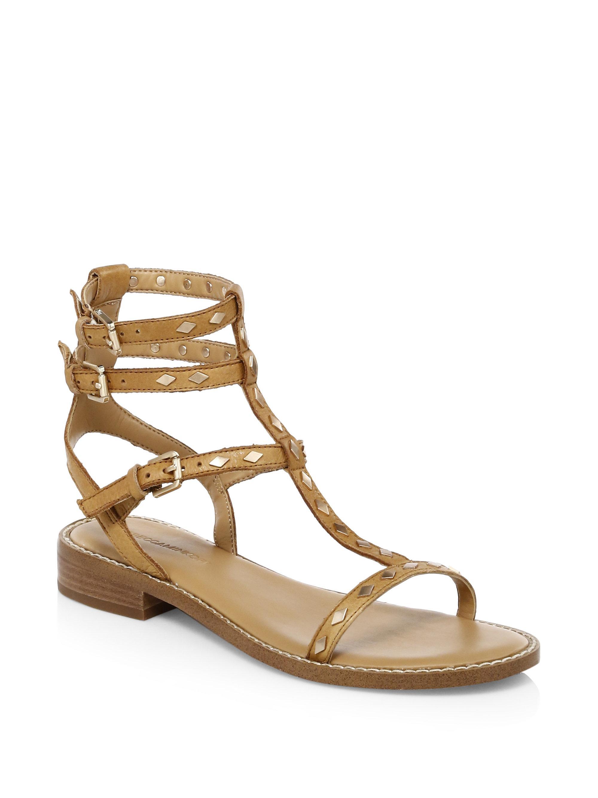 Rebecca Minkoff Arella Studded Gladiator Sandals kTAzOo
