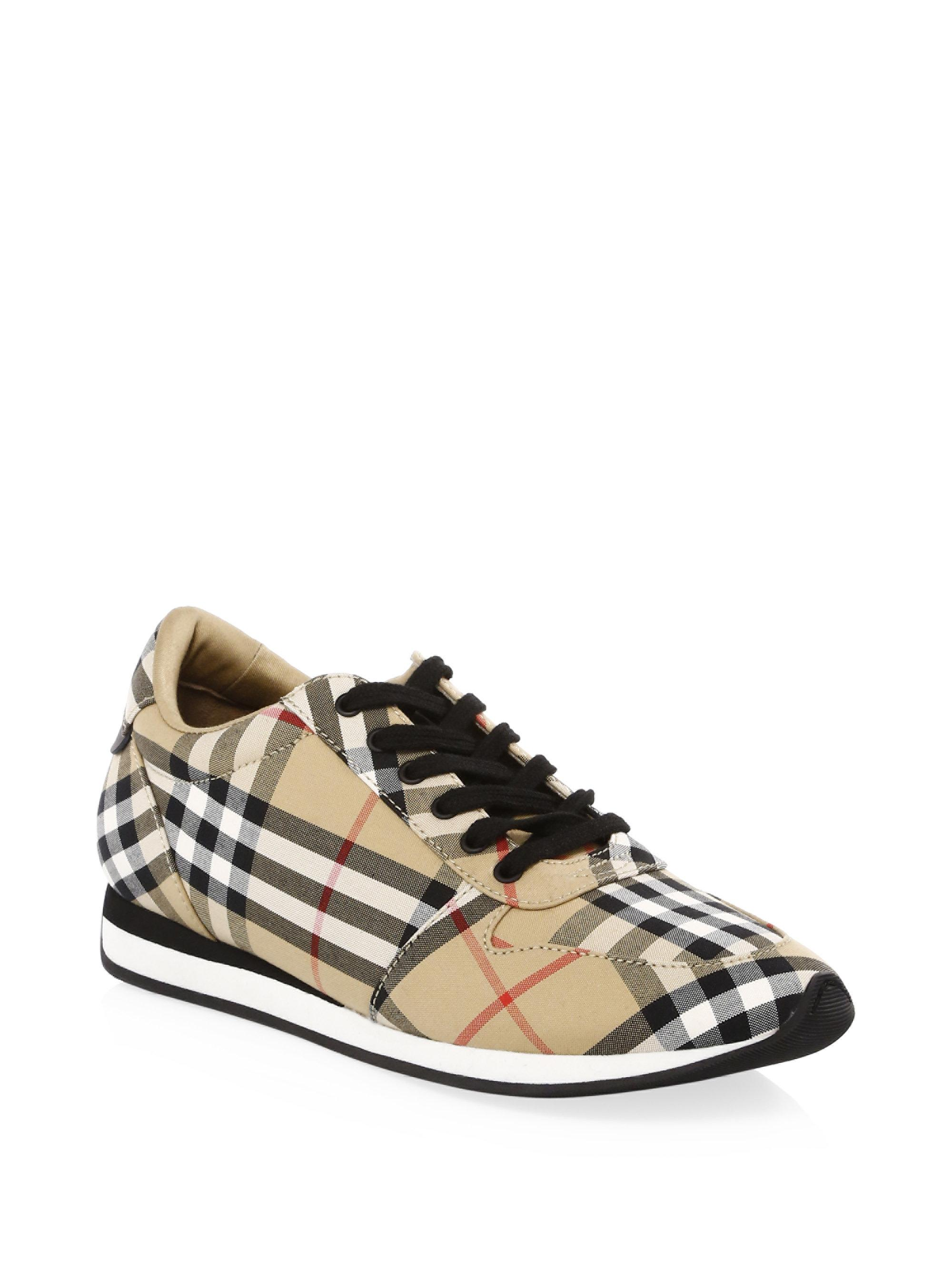 Burberry Amelia Antique Sneakers gTCLule