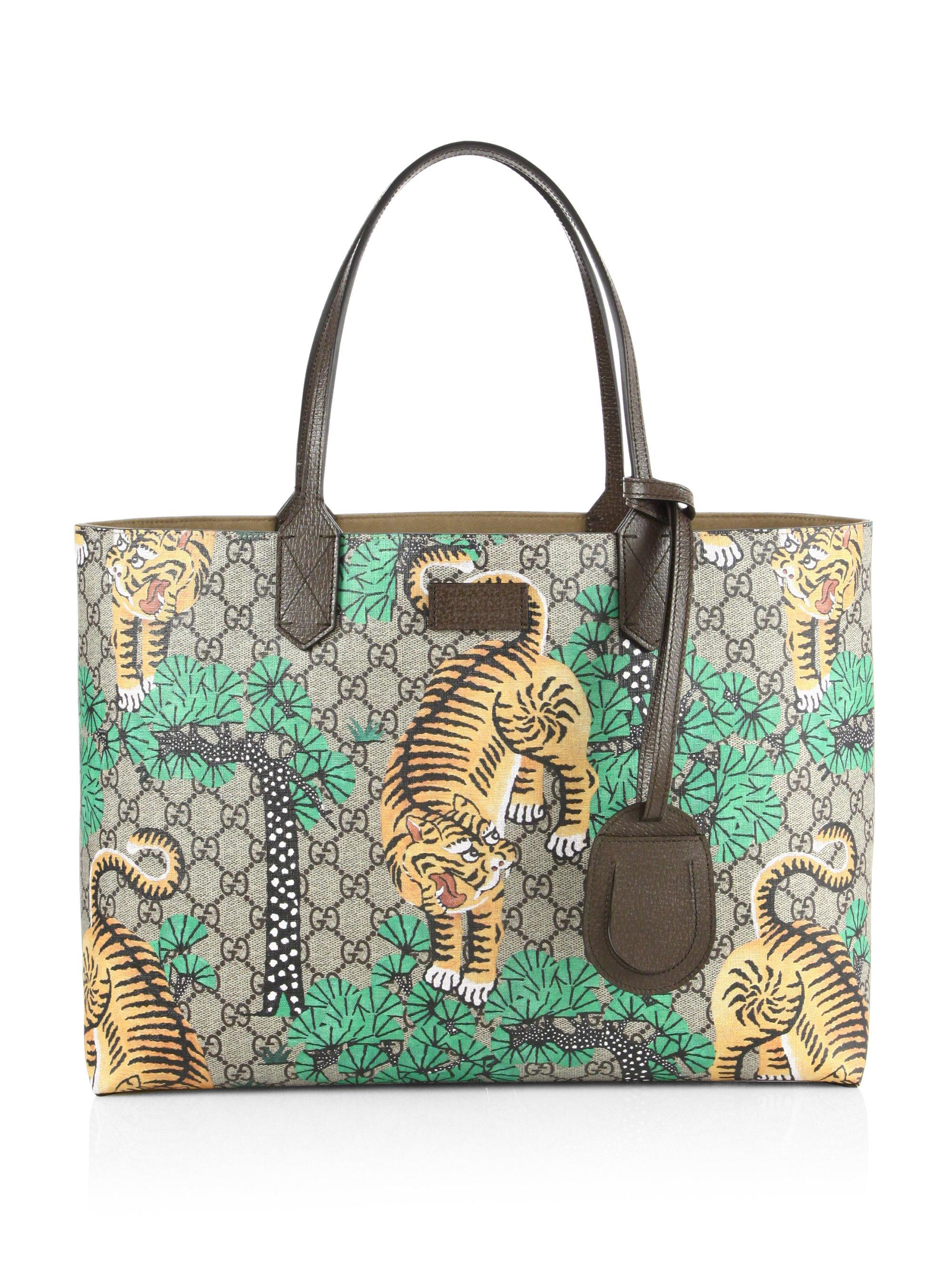 f89d113f03f7d Gallery. Previously sold at  Saks Fifth Avenue · Women s Gucci Supreme  Women s Valentino Camo Bag ...