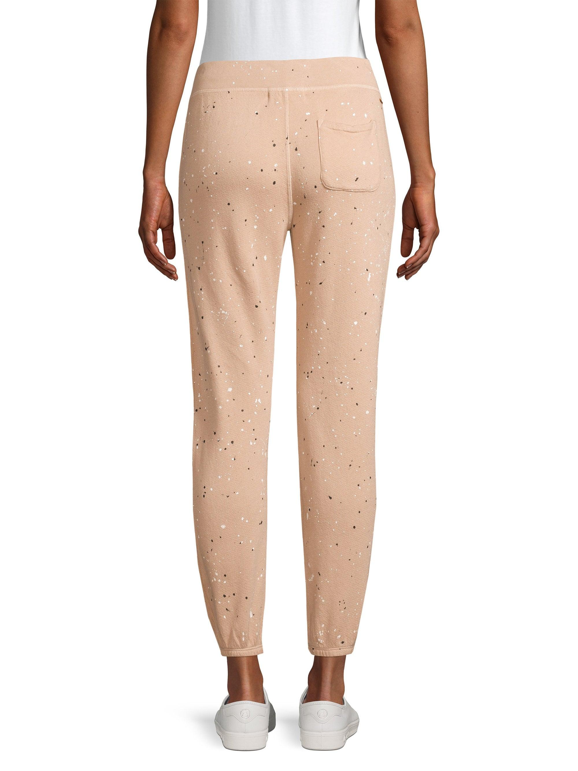 n:PHILANTHROPY Splatter French Terry Joggers in Natural - Lyst