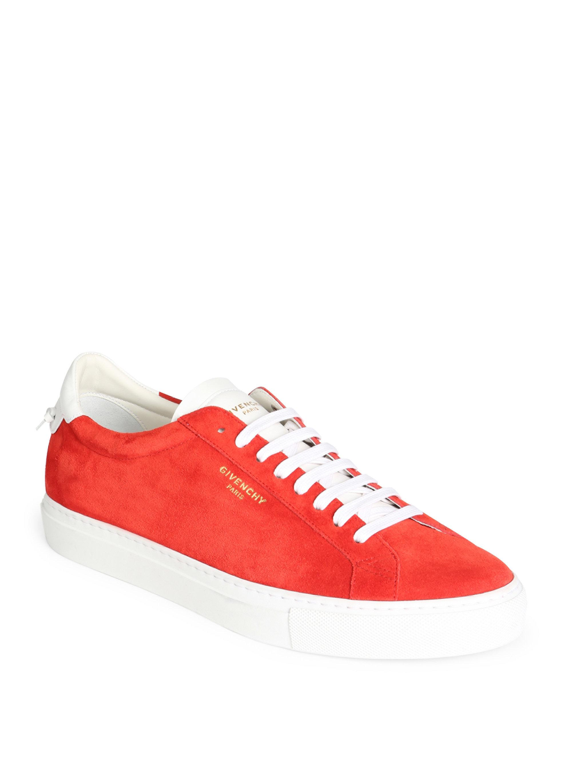 GivenchySneakers Low suede