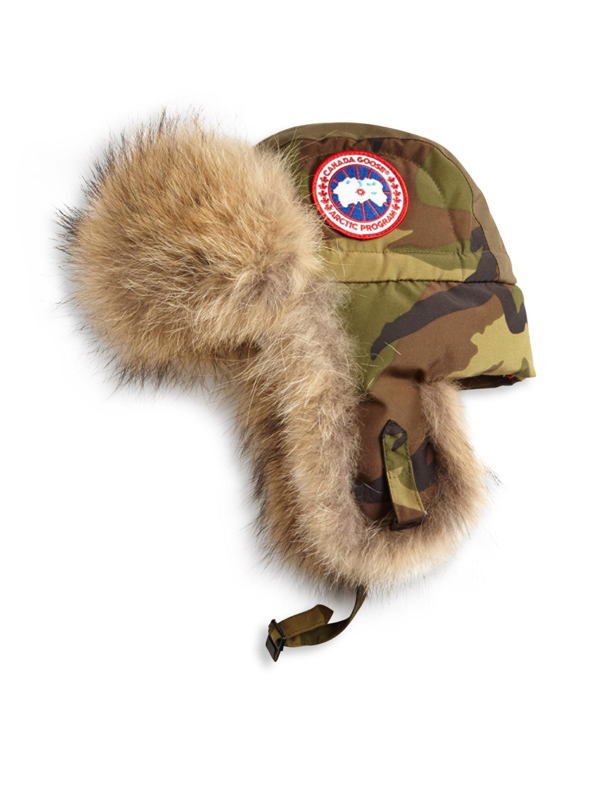 85ea7894122 Canada Goose Aviator Hat Uk