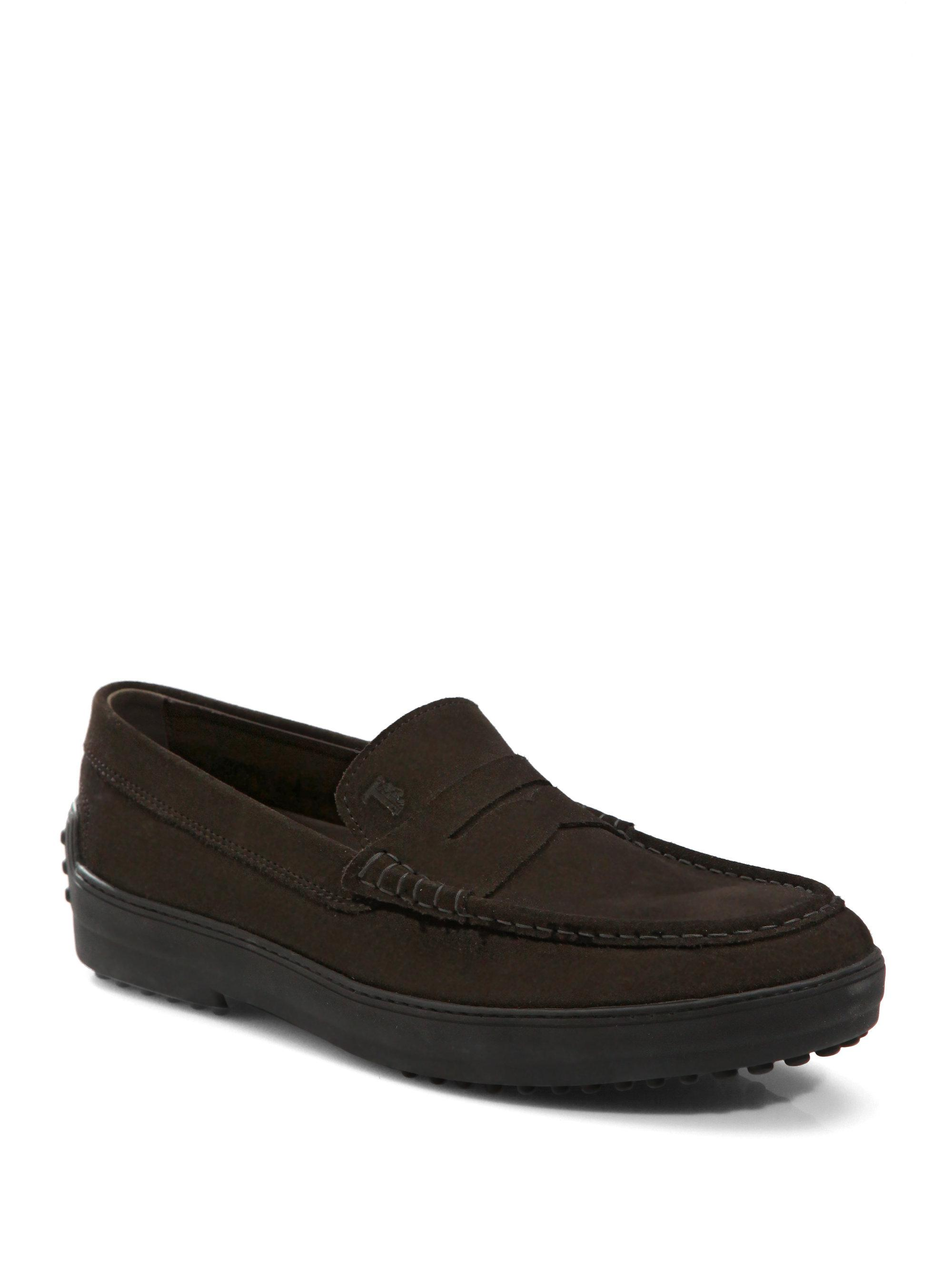 Gommino Moccasins in Leather and Suede Tod's 7EAaw