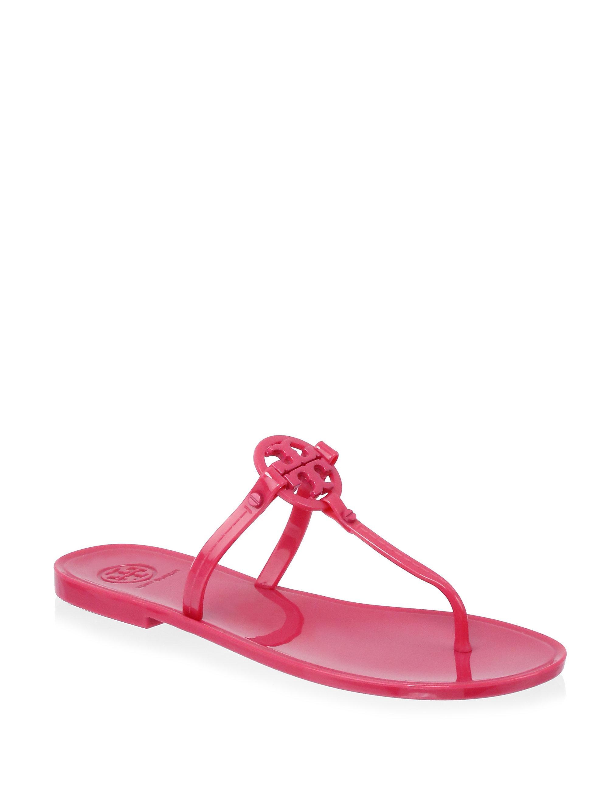 Tory Burch Glossy Thong Sandals oF5uZisE