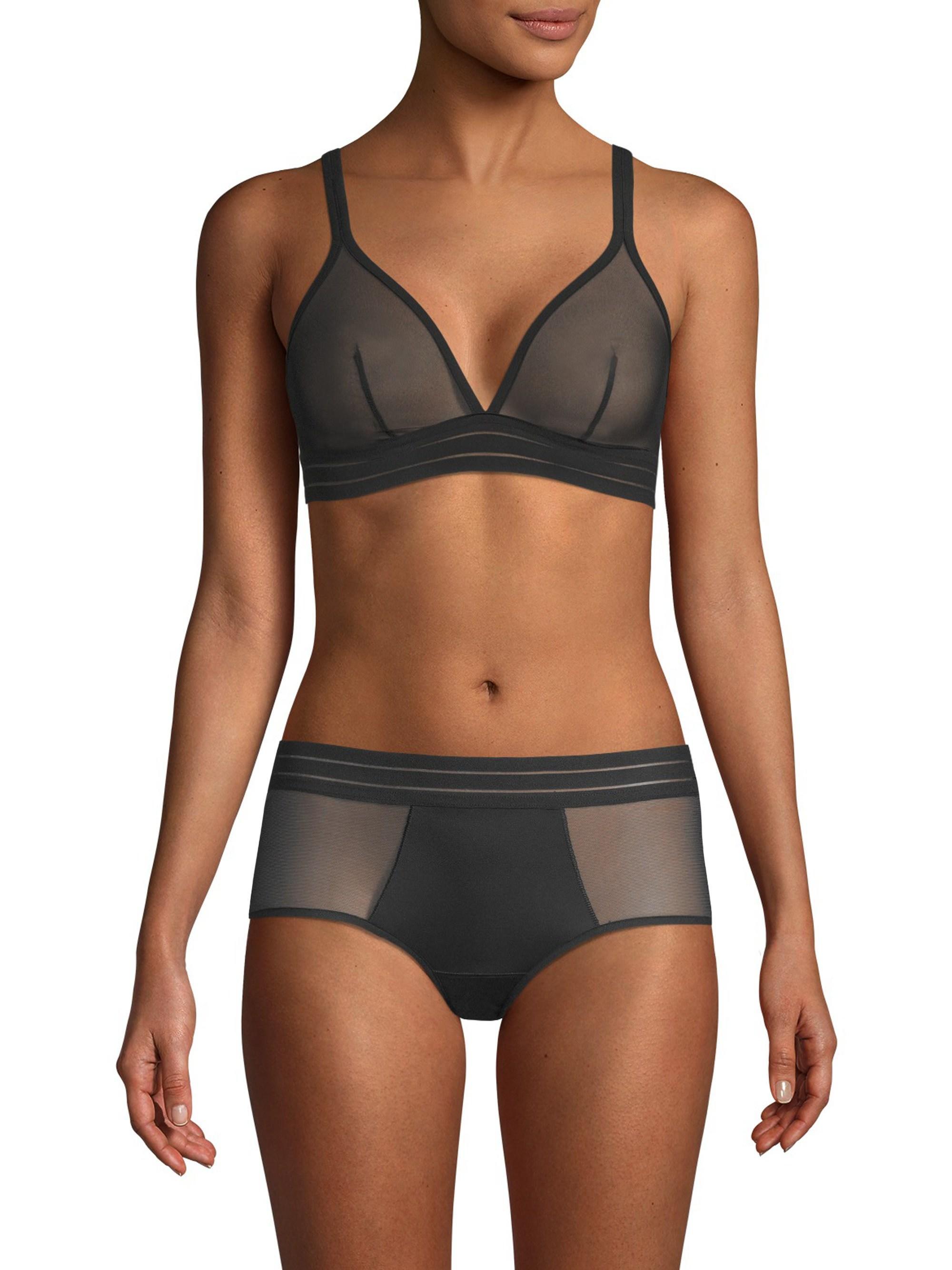 5603355242412a Maison Lejaby Women s Nufit Triangle Bra - Power Skin - Size Xs in ...