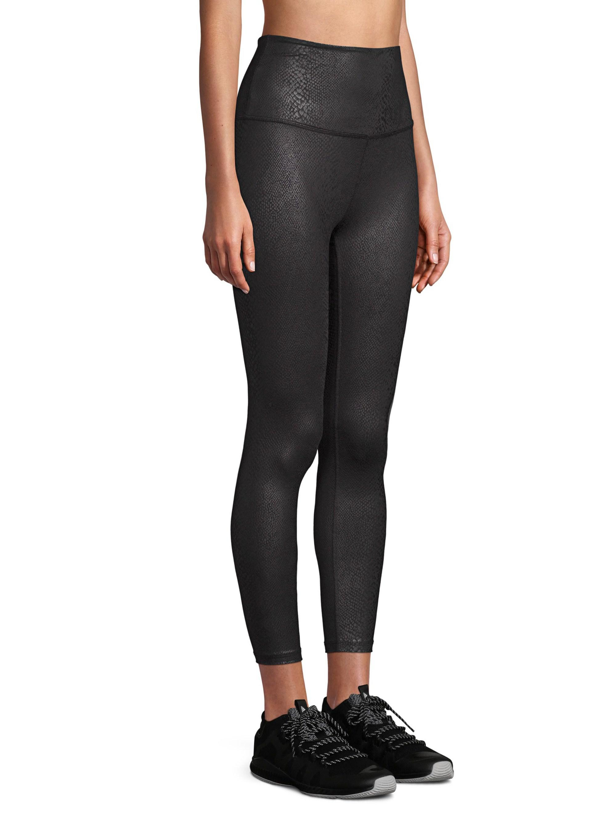 2b11ff2abdab1 Beyond Yoga Viper High-waisted Midi Leggings in Black - Lyst