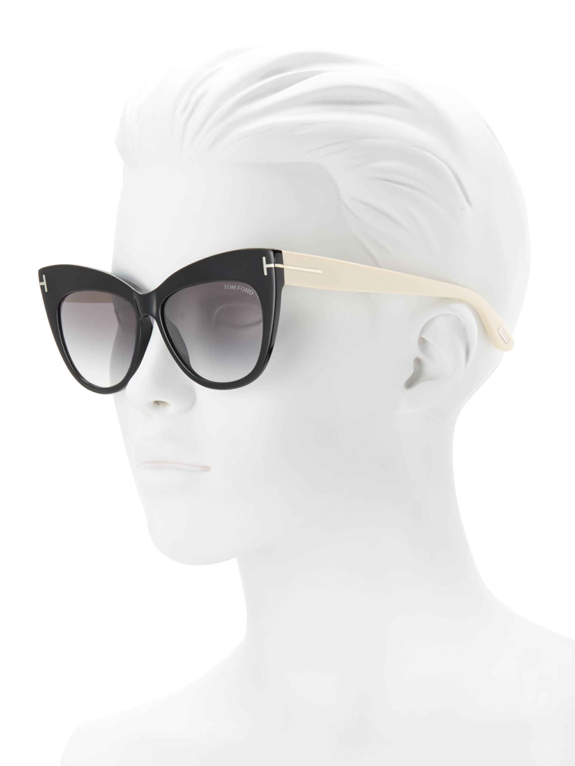 6c40c938fe228 Gallery. Previously sold at  Saks Fifth Avenue · Women s Tom Ford Cat Eye