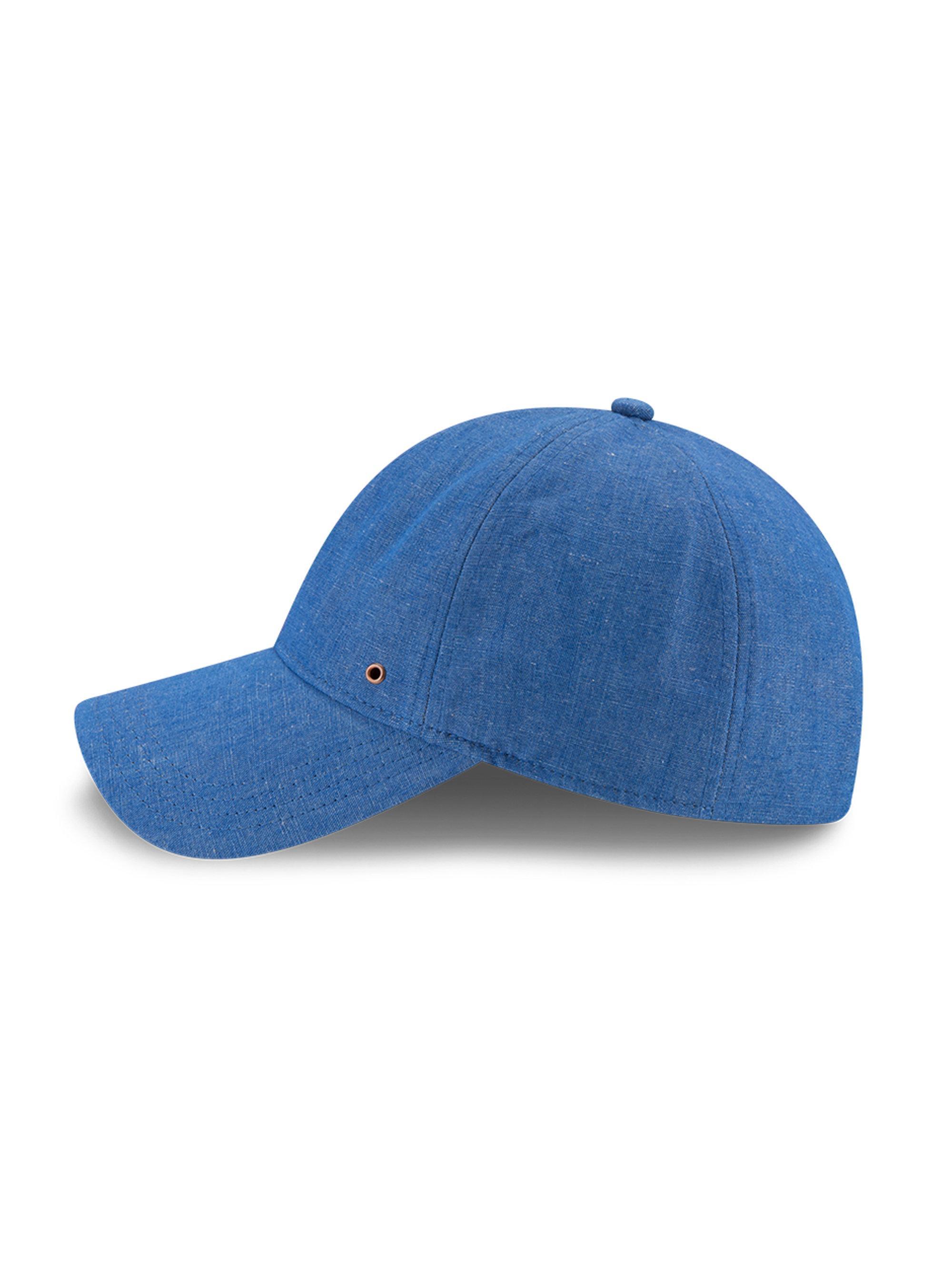 61cec991d21 KTZ - Blue Cotton Baseball Cap for Men - Lyst. View fullscreen