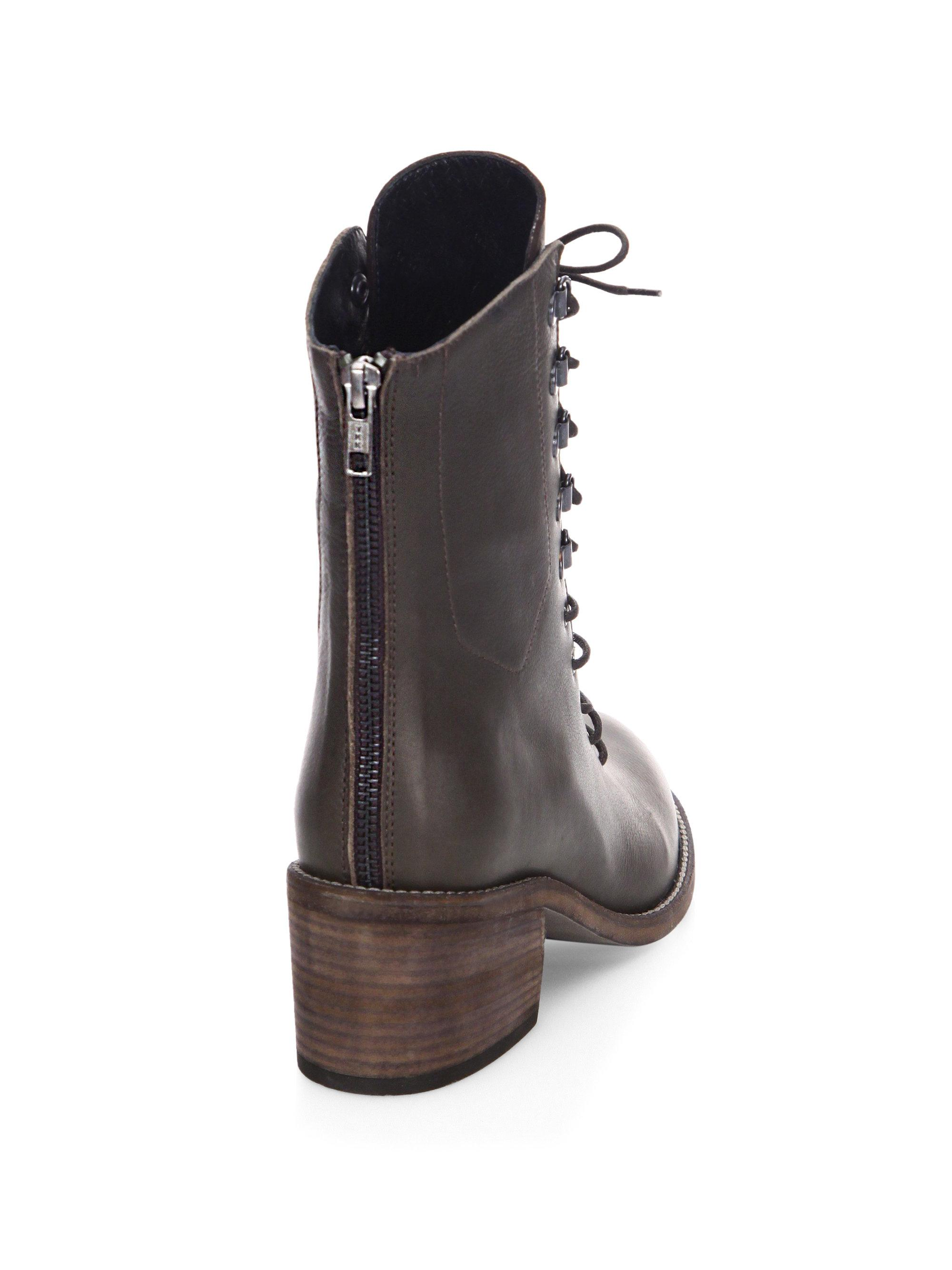 LD Tuttle The Below Mid Calf Leather Boots