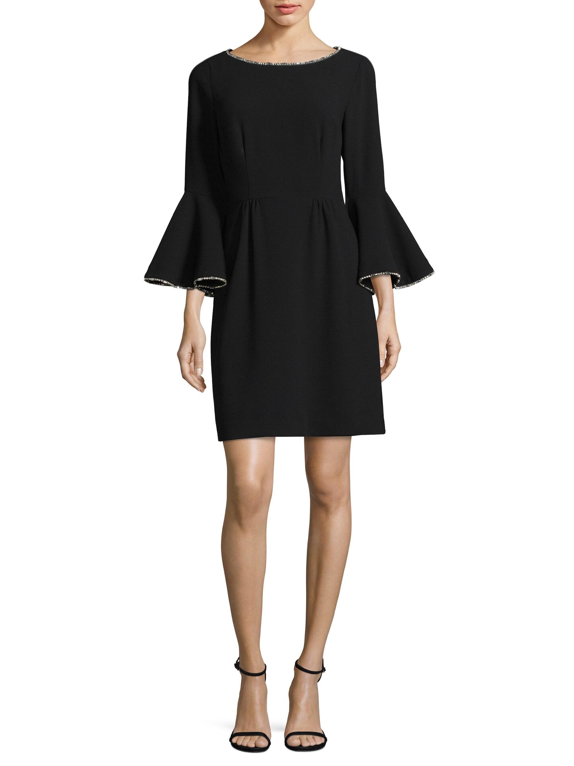 a6751ba1 Trina Turk - Black Bromely Sheath Dress - Lyst. View fullscreen