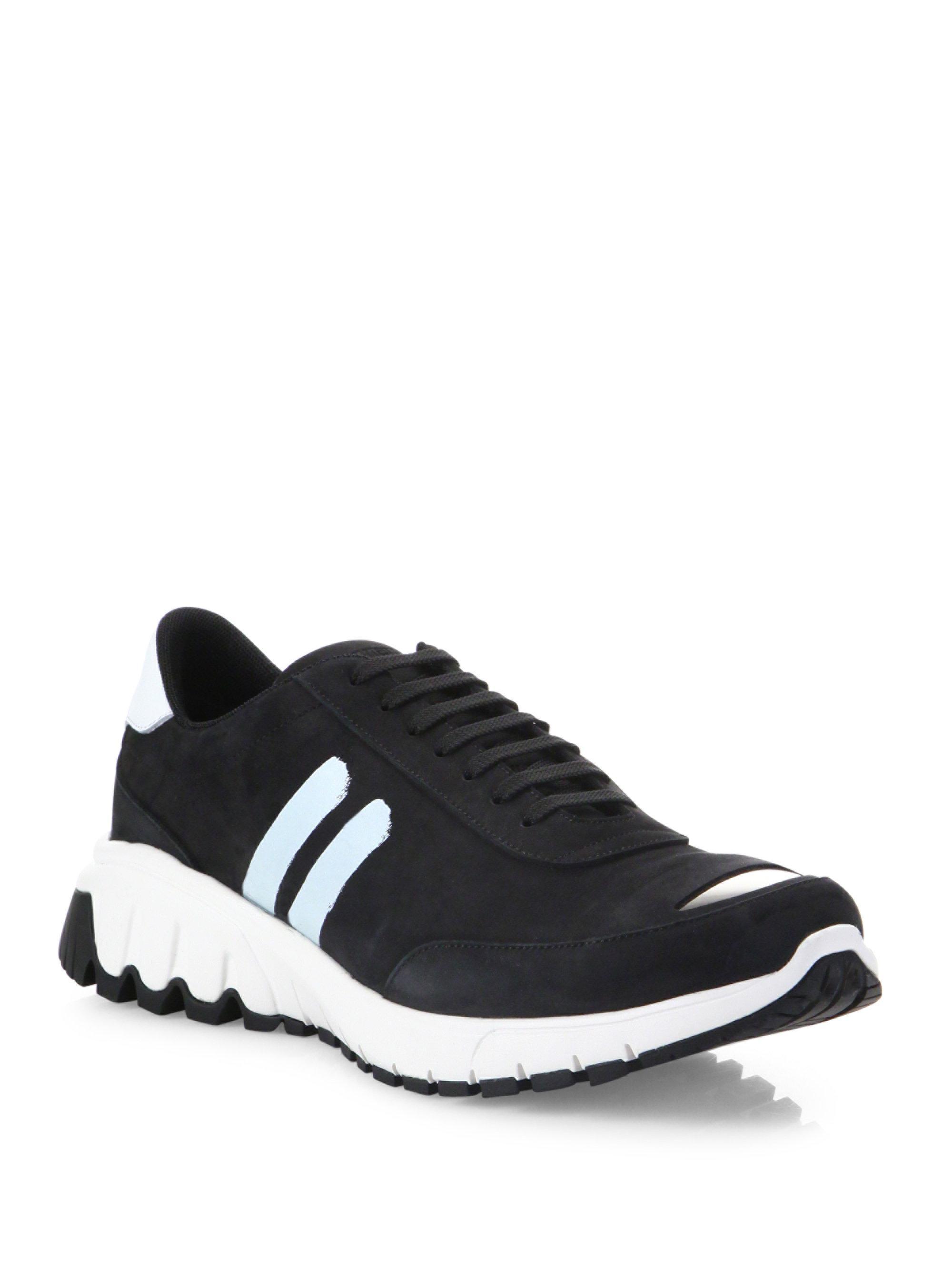 running sneakers - Black Neil Barrett fBzv0AZ7