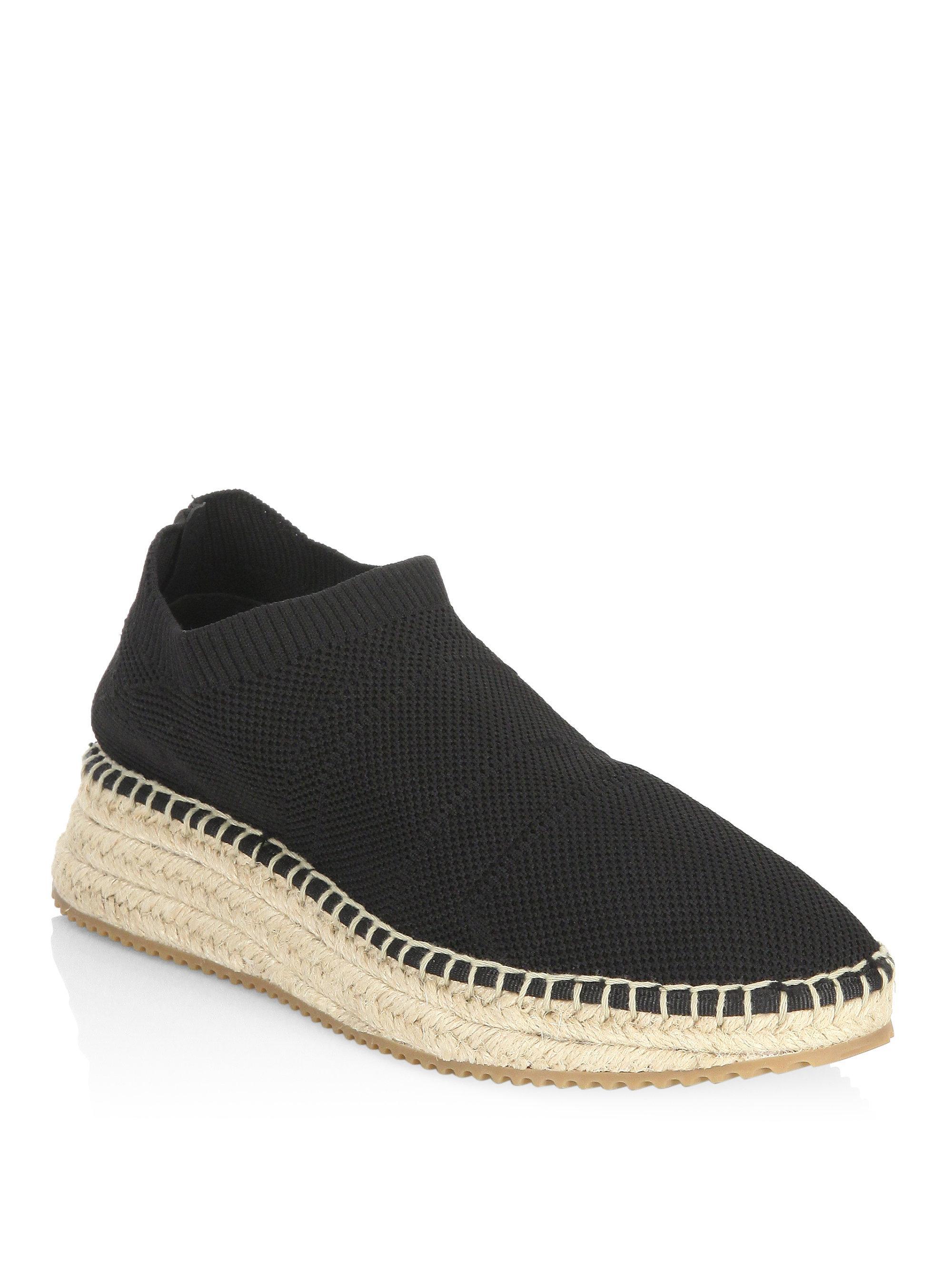 Dylan Espadrille sneakers - Black Alexander Wang vafvB