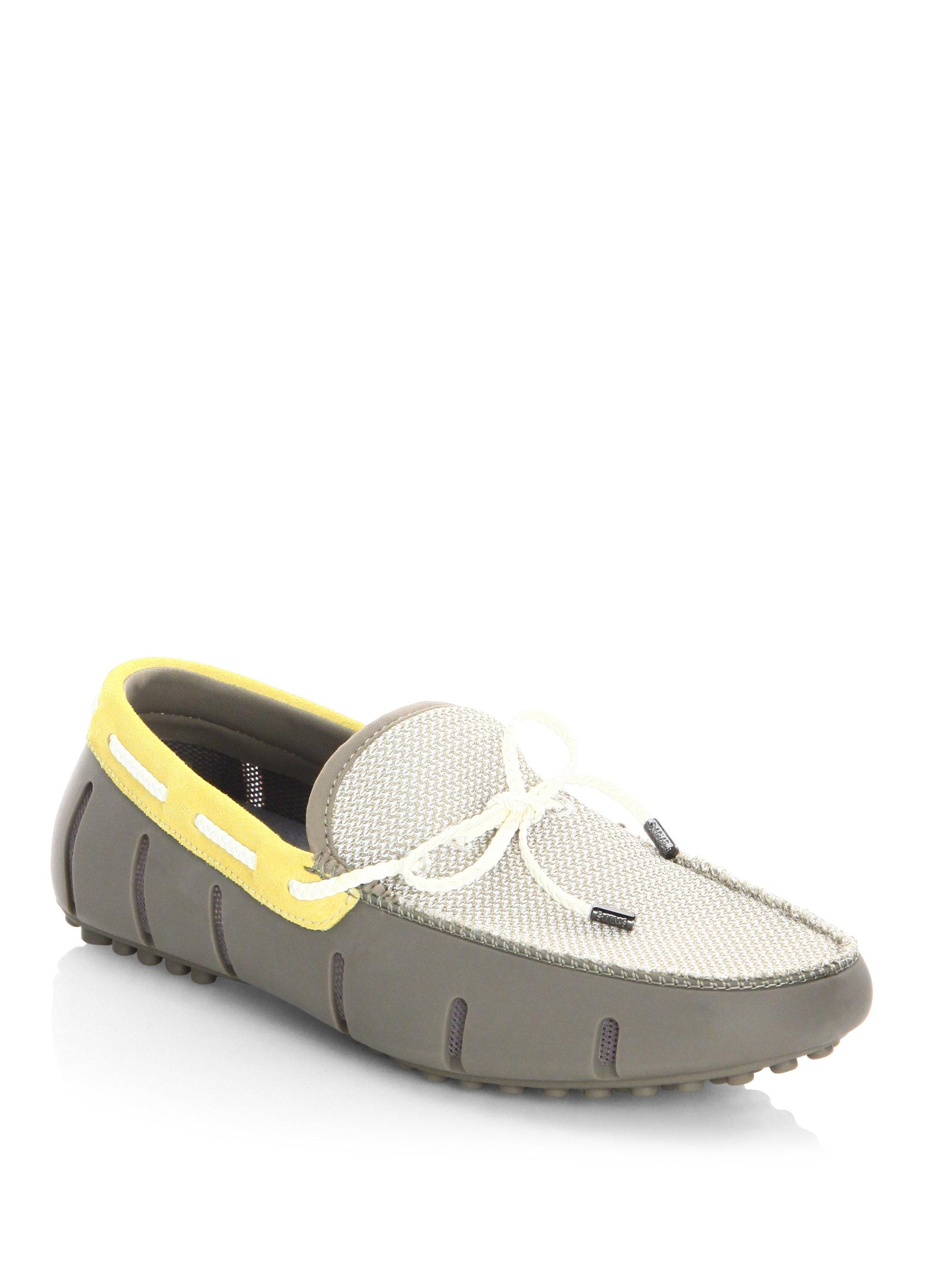 Swims Slip-Resistant Moccasins DfNy2