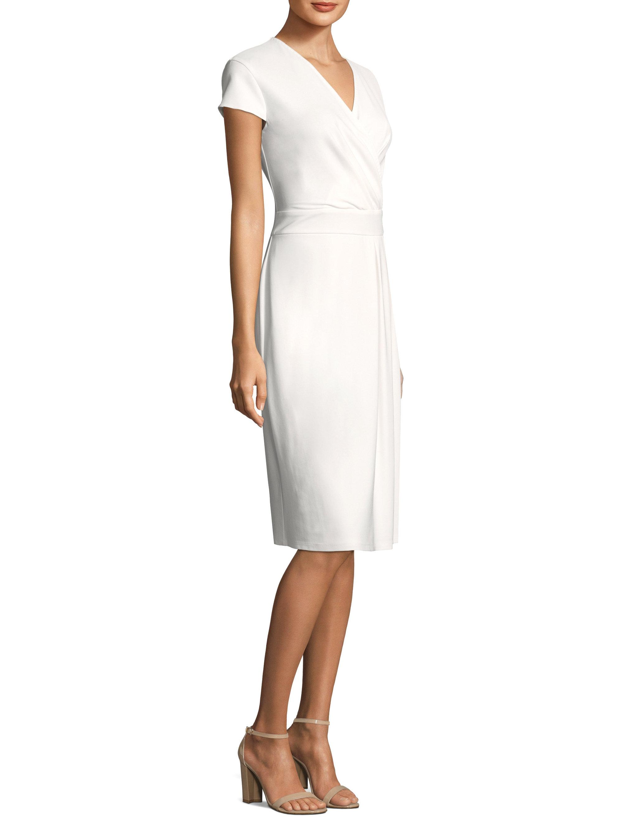 16e180dbc1 Max Mara Feluca Evening Dress in White - Lyst