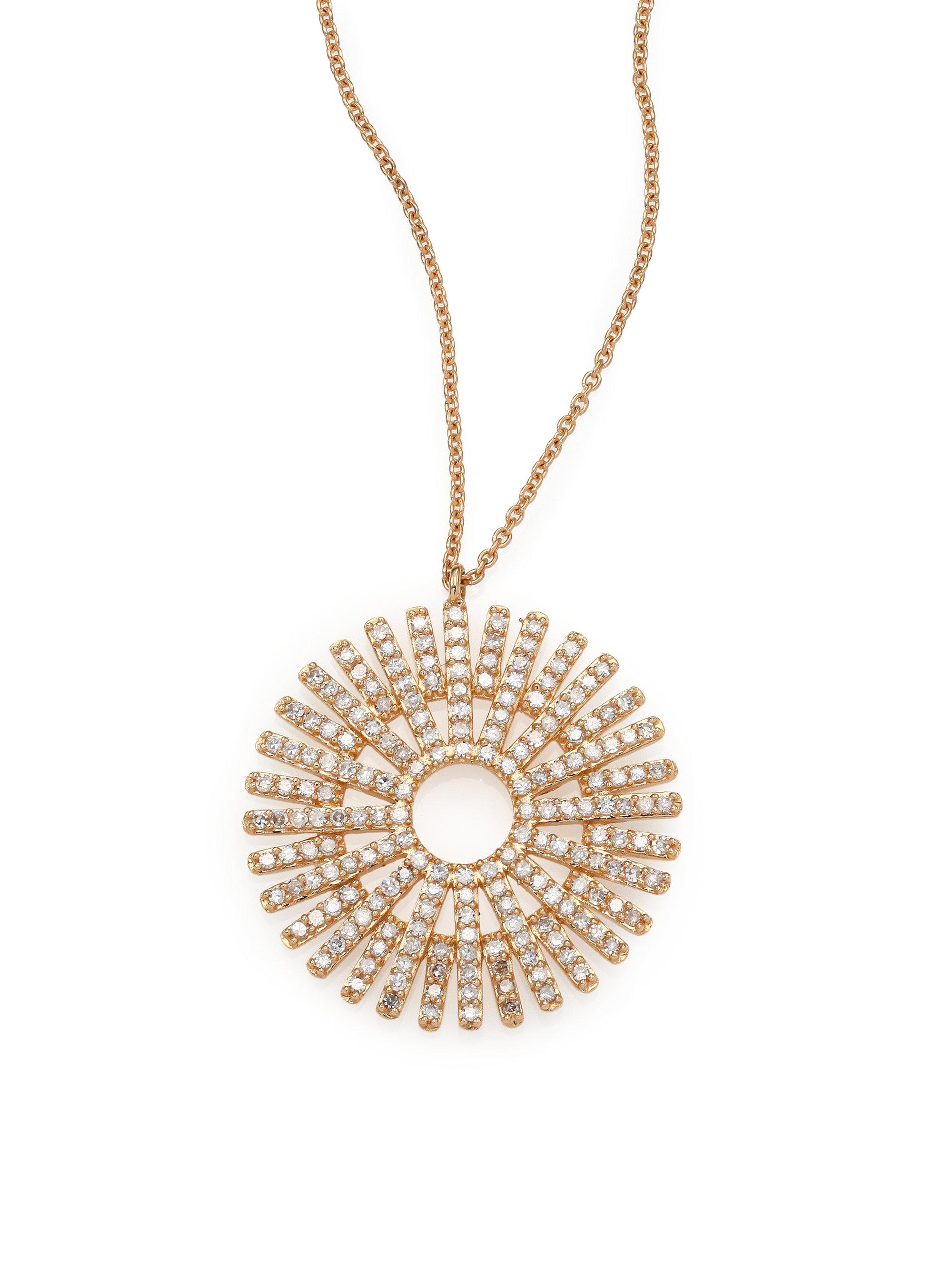 bulgari the second pendant products necklace sun hand fifth collection tondo