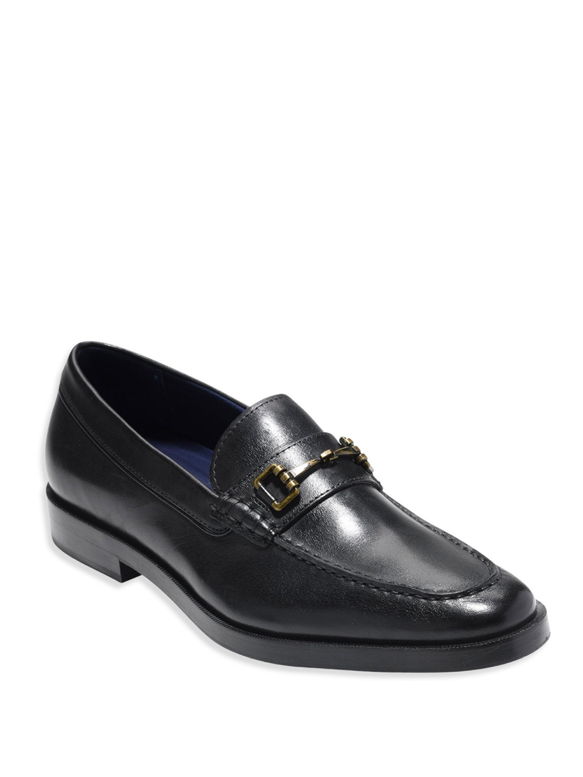 b557d5e578d Cole Haan Dress Revolution Hamilton Grand Leather Bit Loafers in ...
