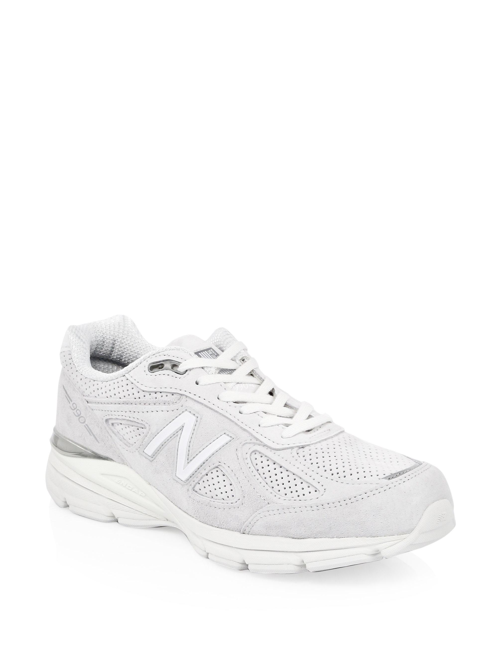New Balance Perfrun Suede Sneakers 4Ol9gAa