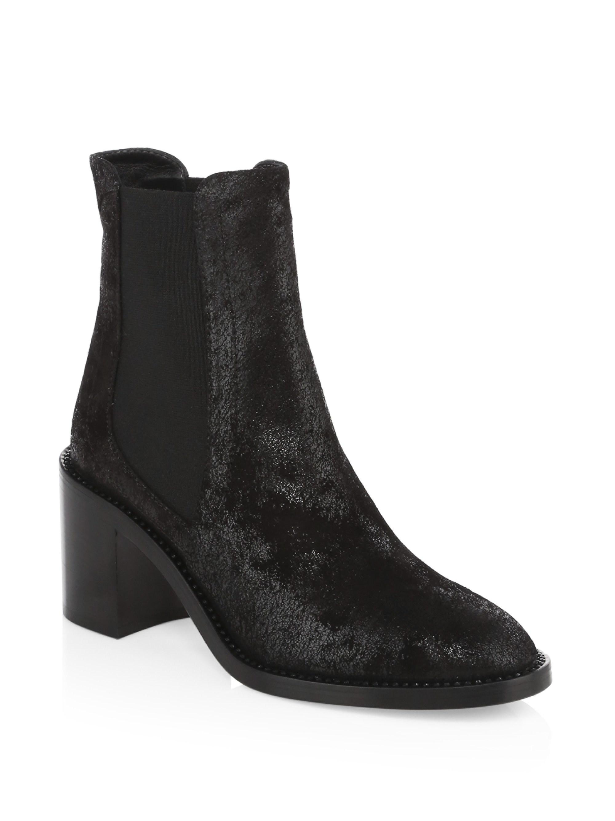 Jimmy choo Merril Velvet Ankle Boots i7cFr52