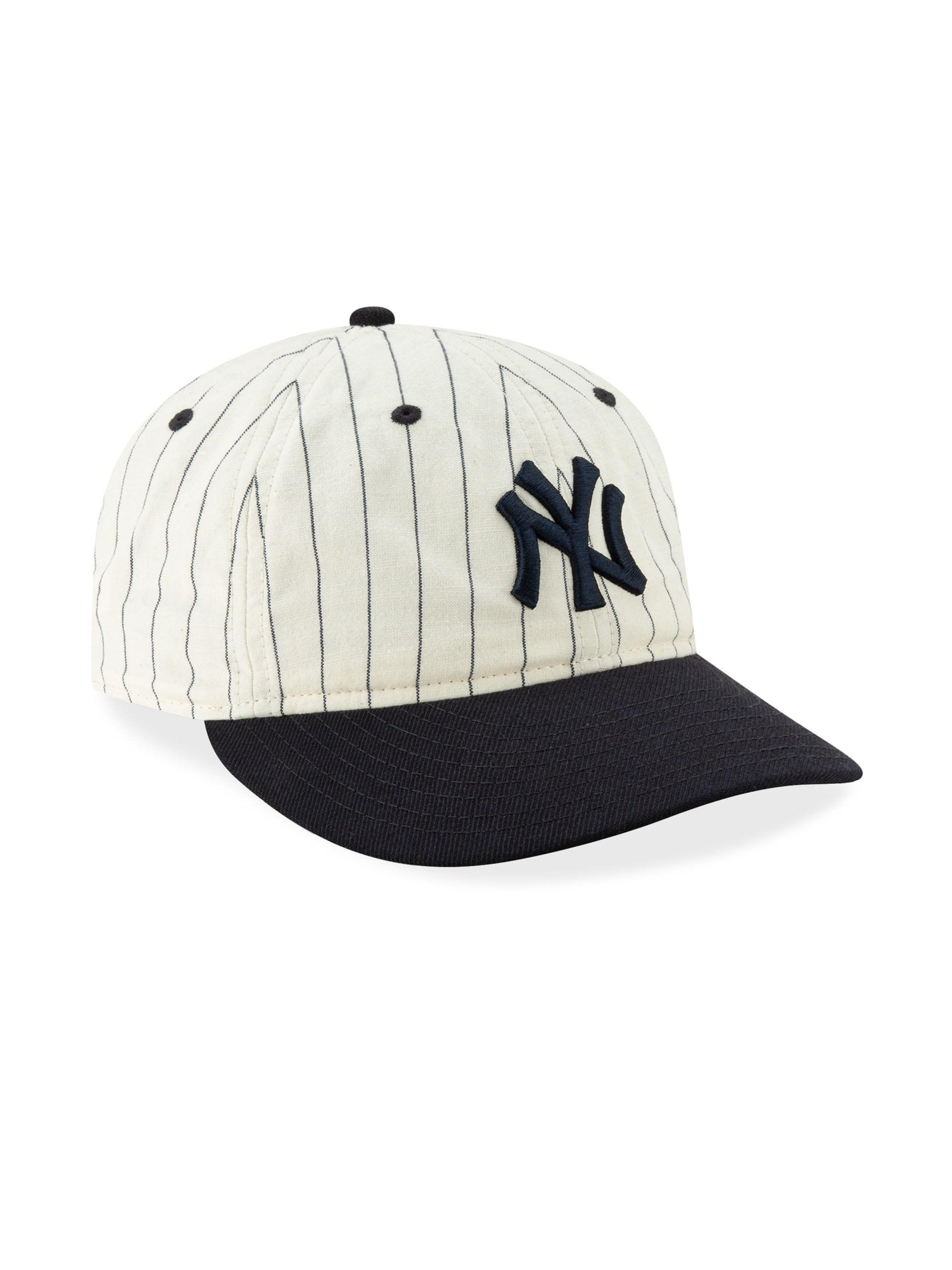 KTZ Men s 9fifty Retro Ny Cap - Blue White in White for Men - Lyst fd0325932af
