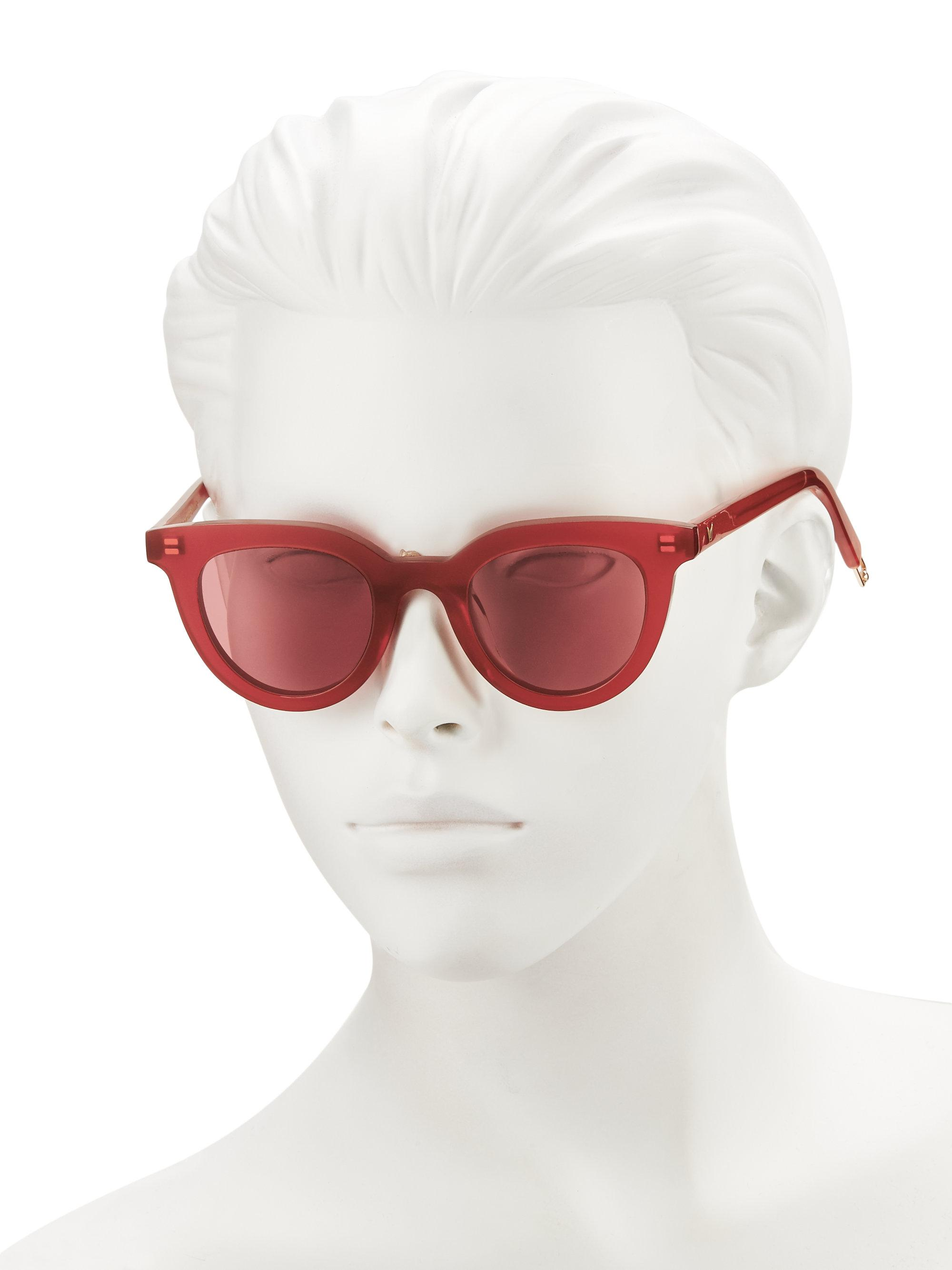734c221475e Gallery. Previously sold at  Saks Fifth Avenue · Women s Cat Eye Sunglasses  ...