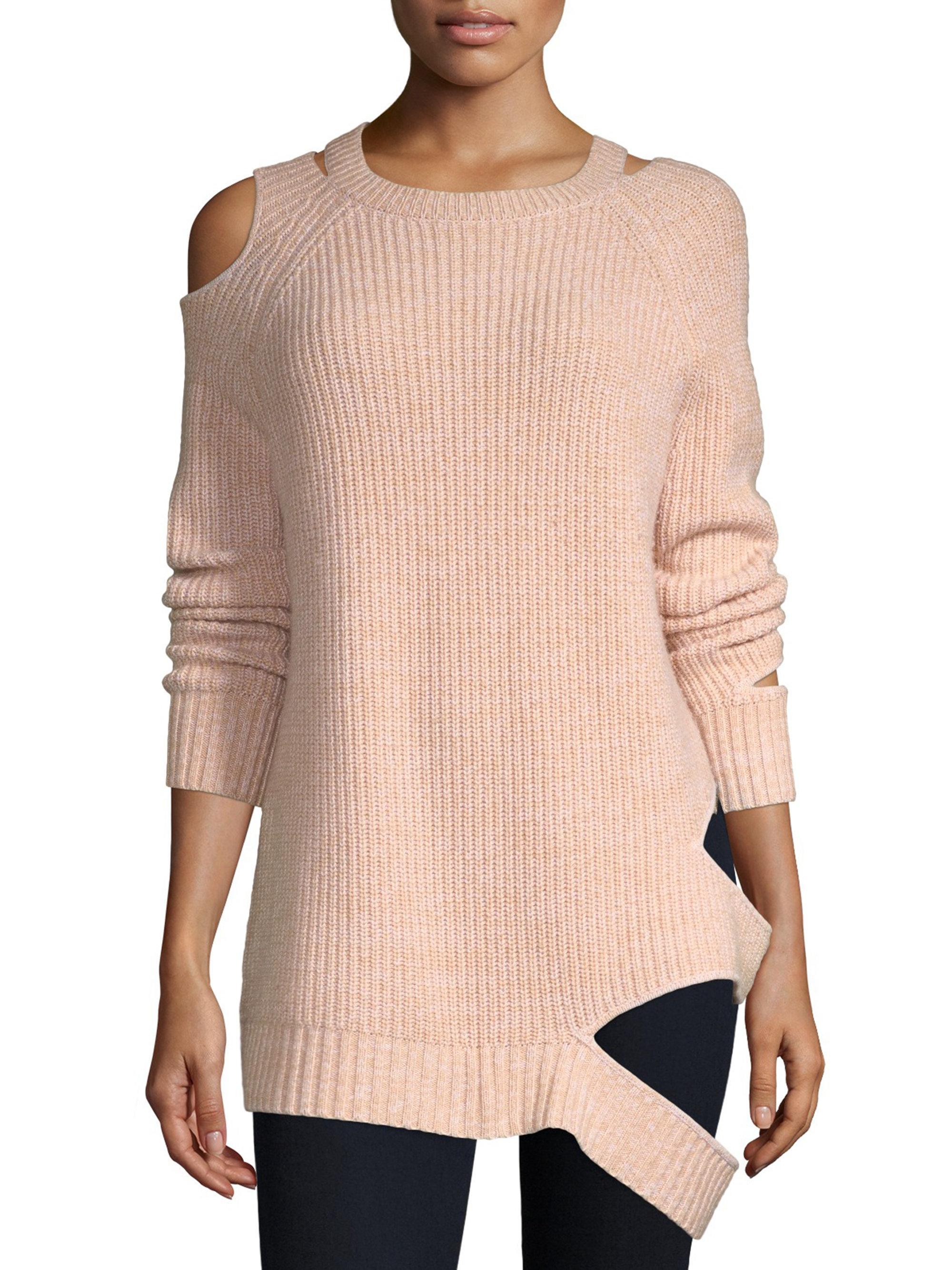 1c219cf30cc Zoe Jordan Kendrick Cutout Sweater - Lyst